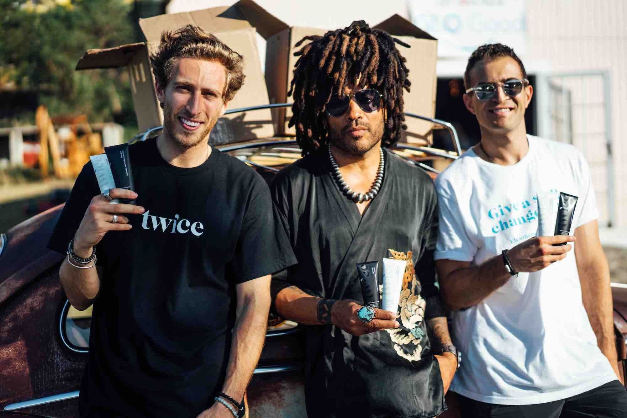 entrepreneur.com - Dan Bova - Here's How Lenny Kravitz Creates Something Out of Nothing in Business and Art