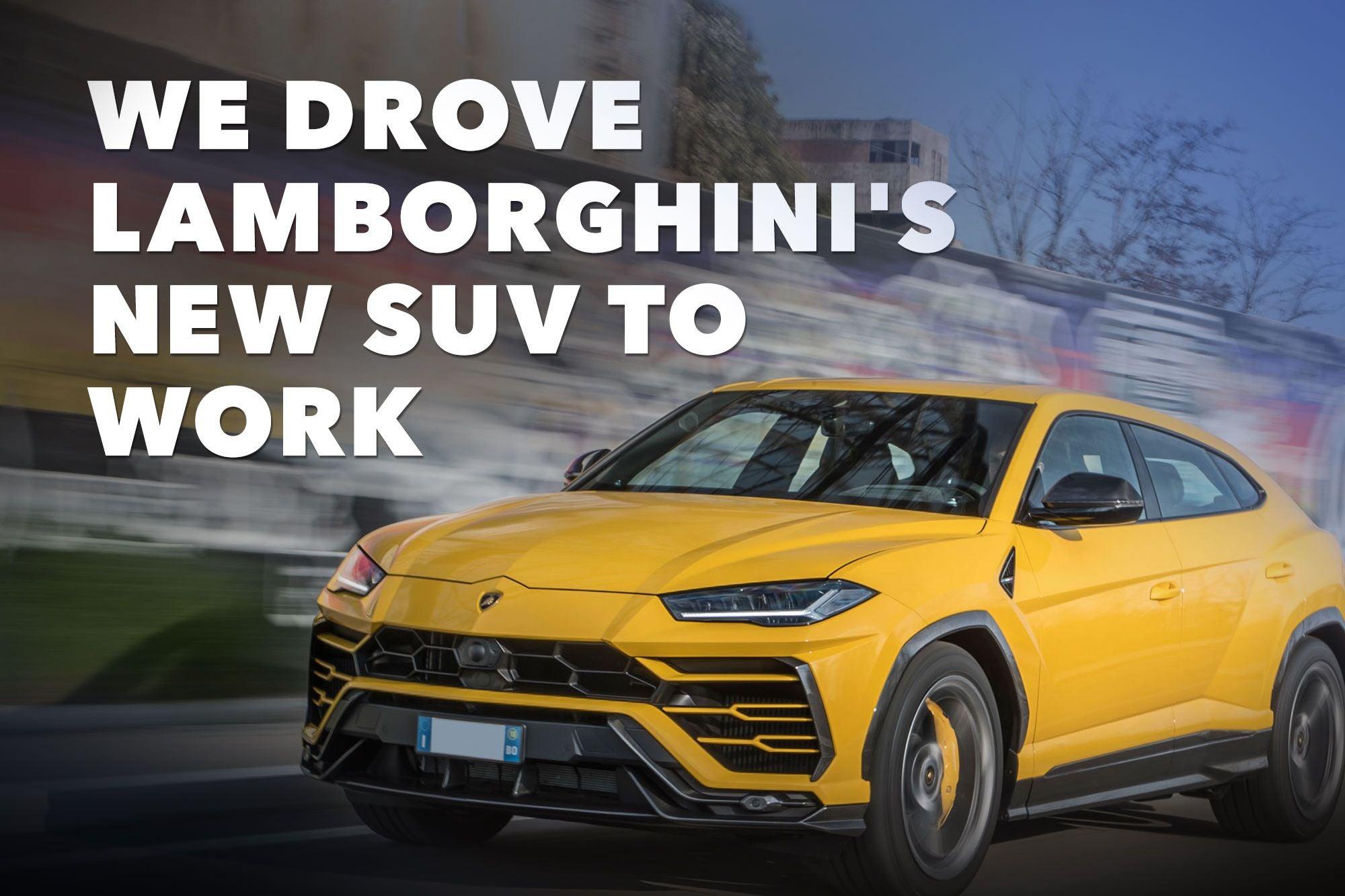 entrepreneur.com - Patrick Carone - Does Driving a $250K Lamborghini Live Up to the Dream?