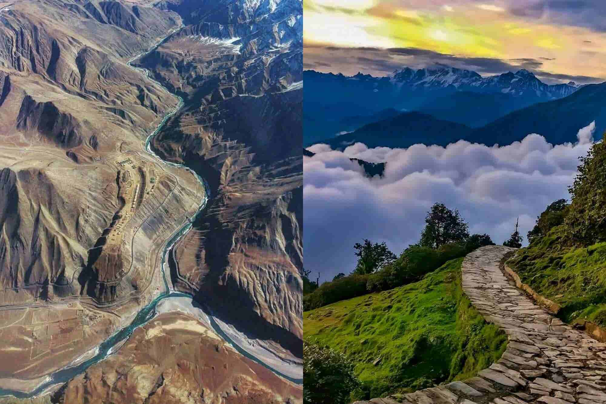 Looking to Escape the Monotony of Life? Head to These Vacation Destinations in India