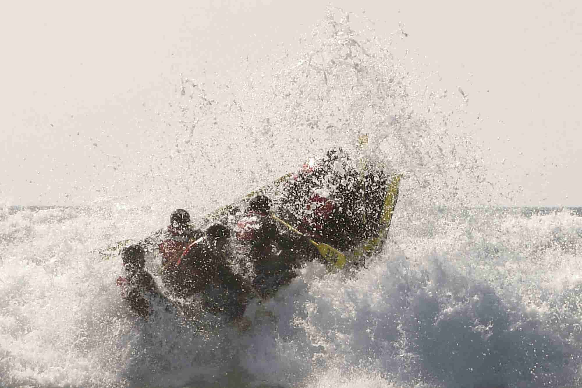The Rules for Leading a Navy SEAL Team Are the Same as Leading a Startup. I Know, I've Done Both.