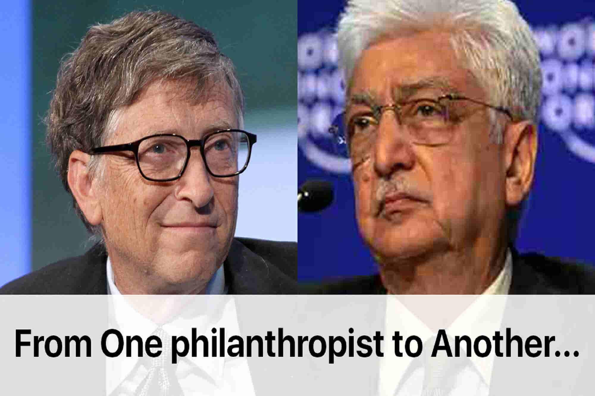 Monday Musings: Bill Gates Is All Praises for Azim Premji's Philanthropic Commitment & Naresh Goyal Quits