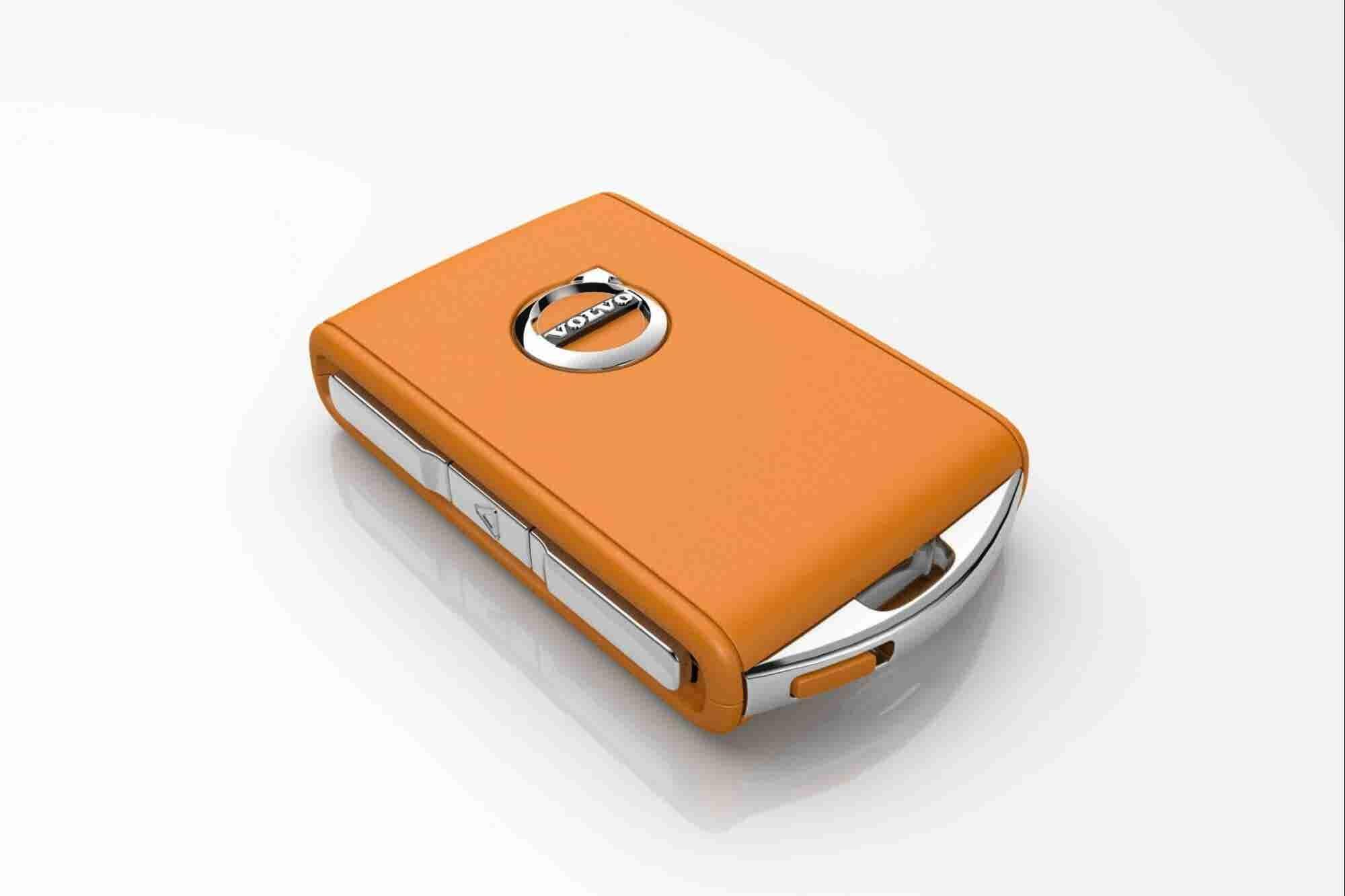 La nueva 'llave de cuidado' de Volvo evitará que tus adolescentes se pasen de velocidad