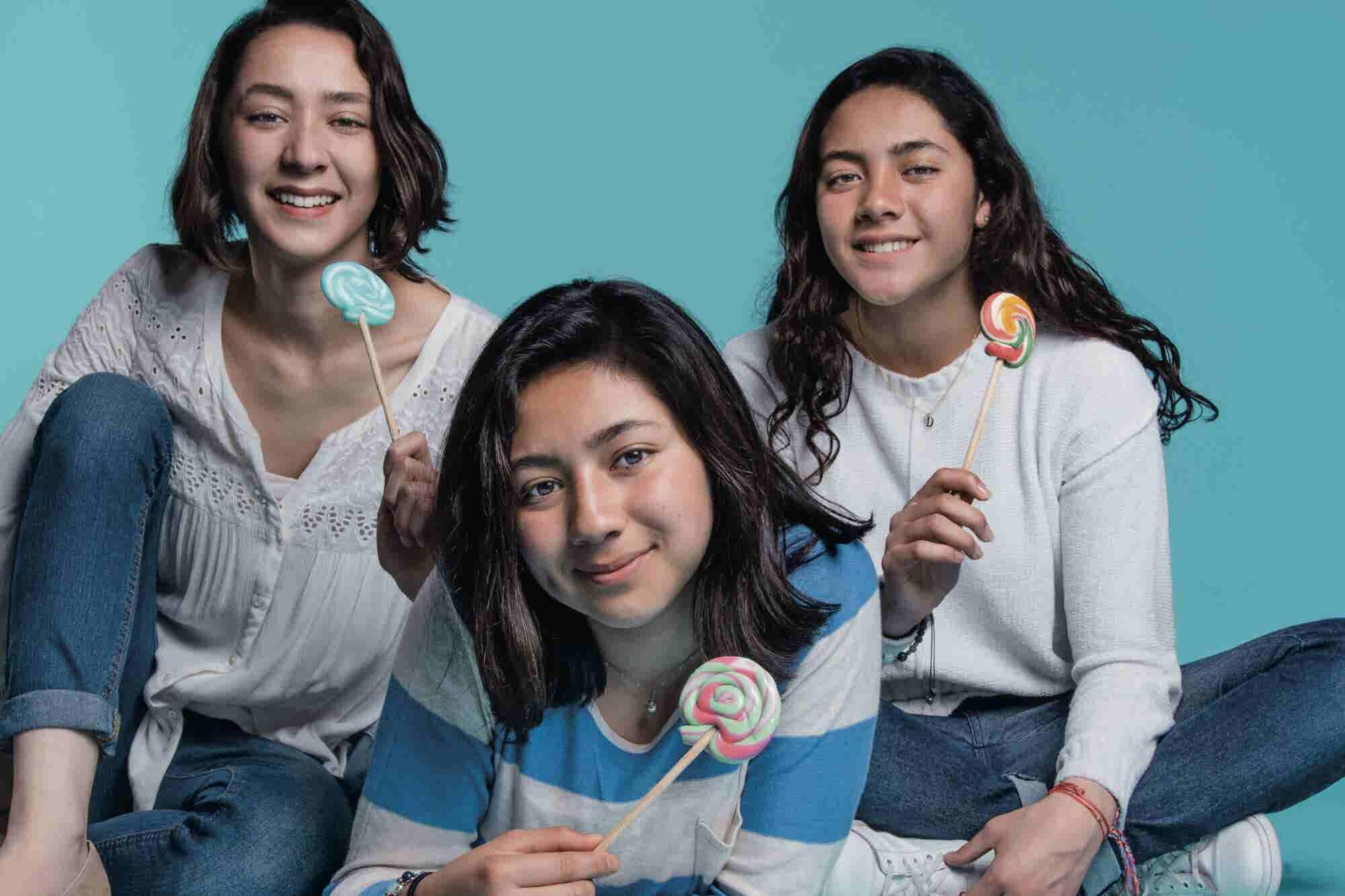 Las hermanas reposteras que hicieron negocio con su hobby