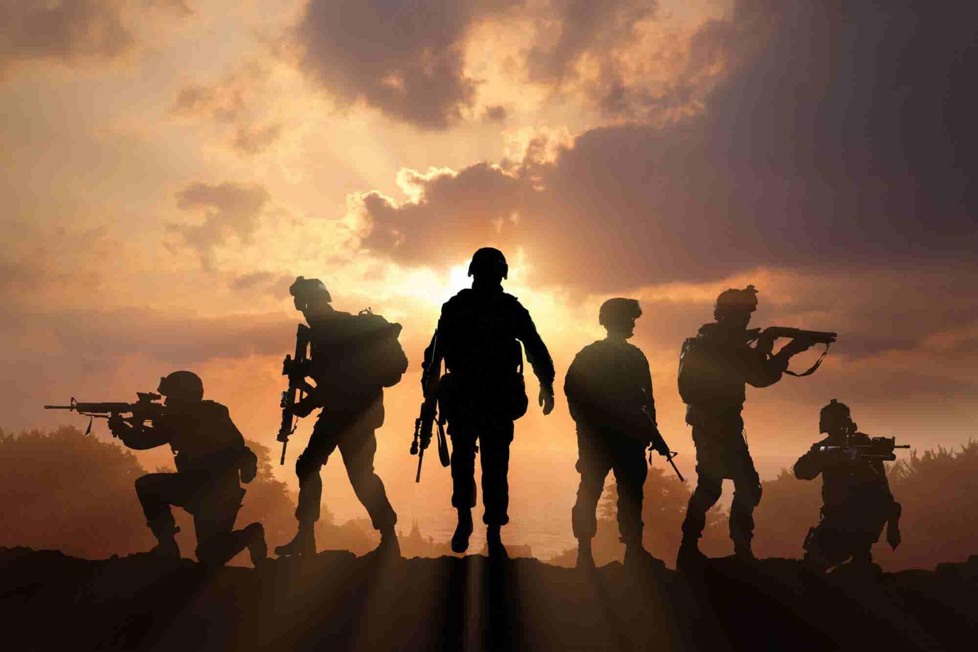 Imprescindible que el ejército tome el liderazgo en la guardia nacional