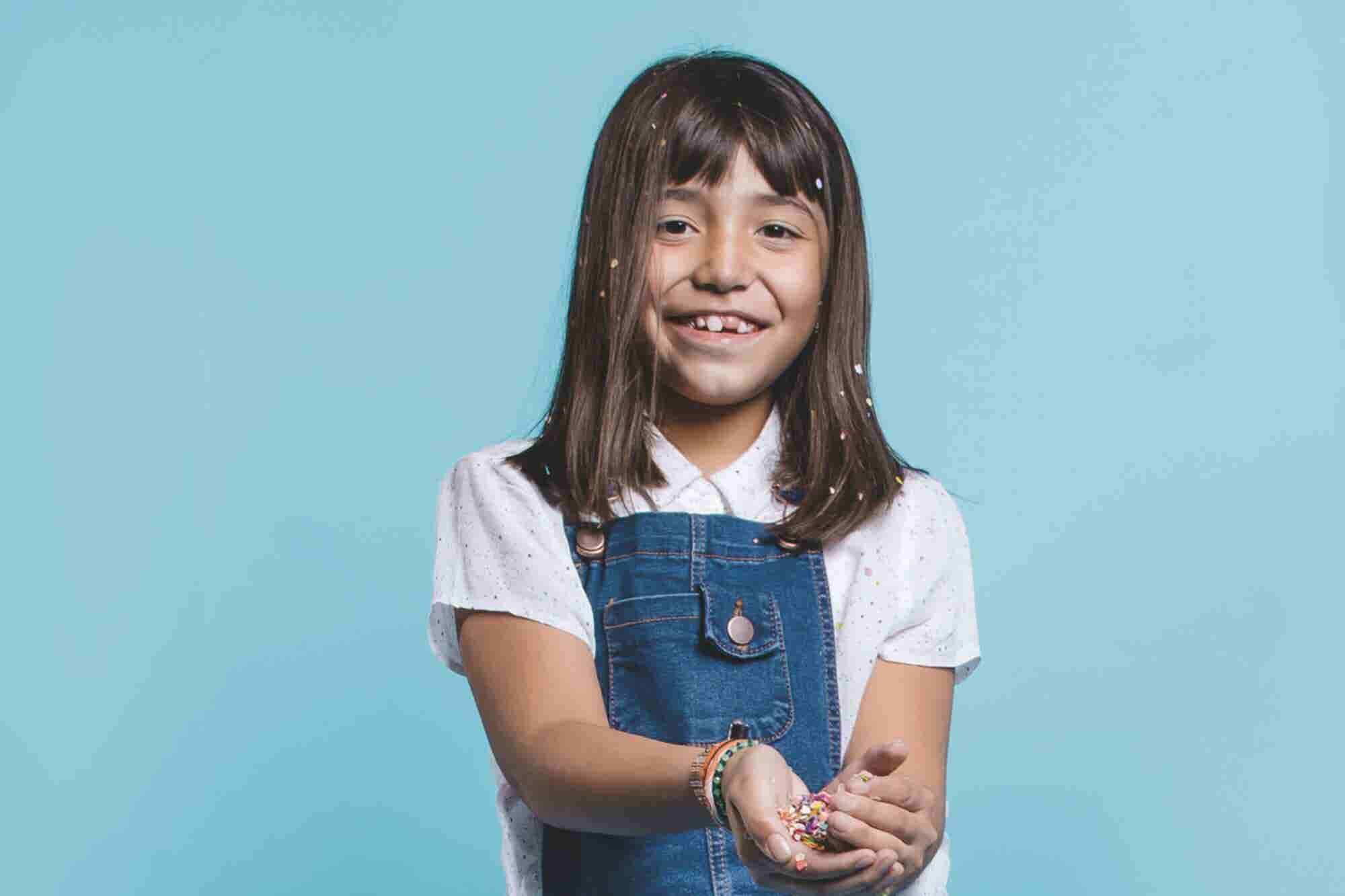 Esta pequeña ya participó en Shark Tank México; ahora está perfeccionando su negocio