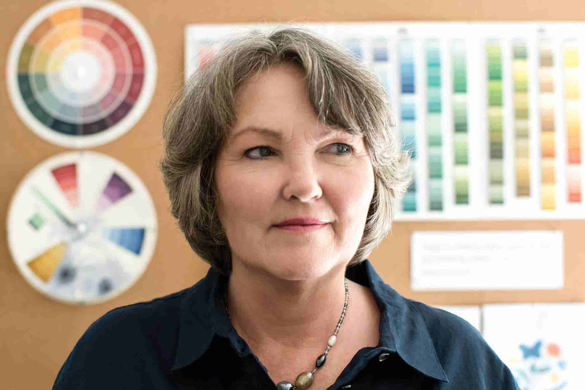 How Online Embroidery Shop Trish Burr Found Business Success With Support From FedEx Express