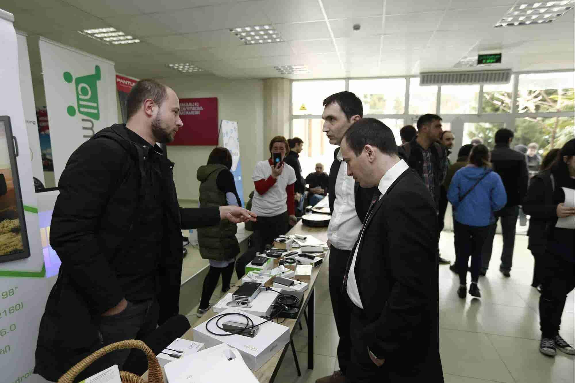 ტექნოლოგიების ყოველწლიური ფესტივალი სილიკონ ველი თბილისში