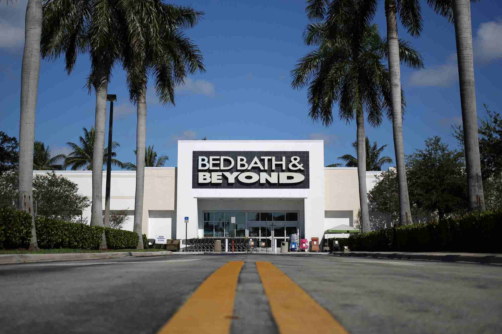 Bed Bath and Beyond Stock Soars as Investors Announce Plans to Oust Board of Directors