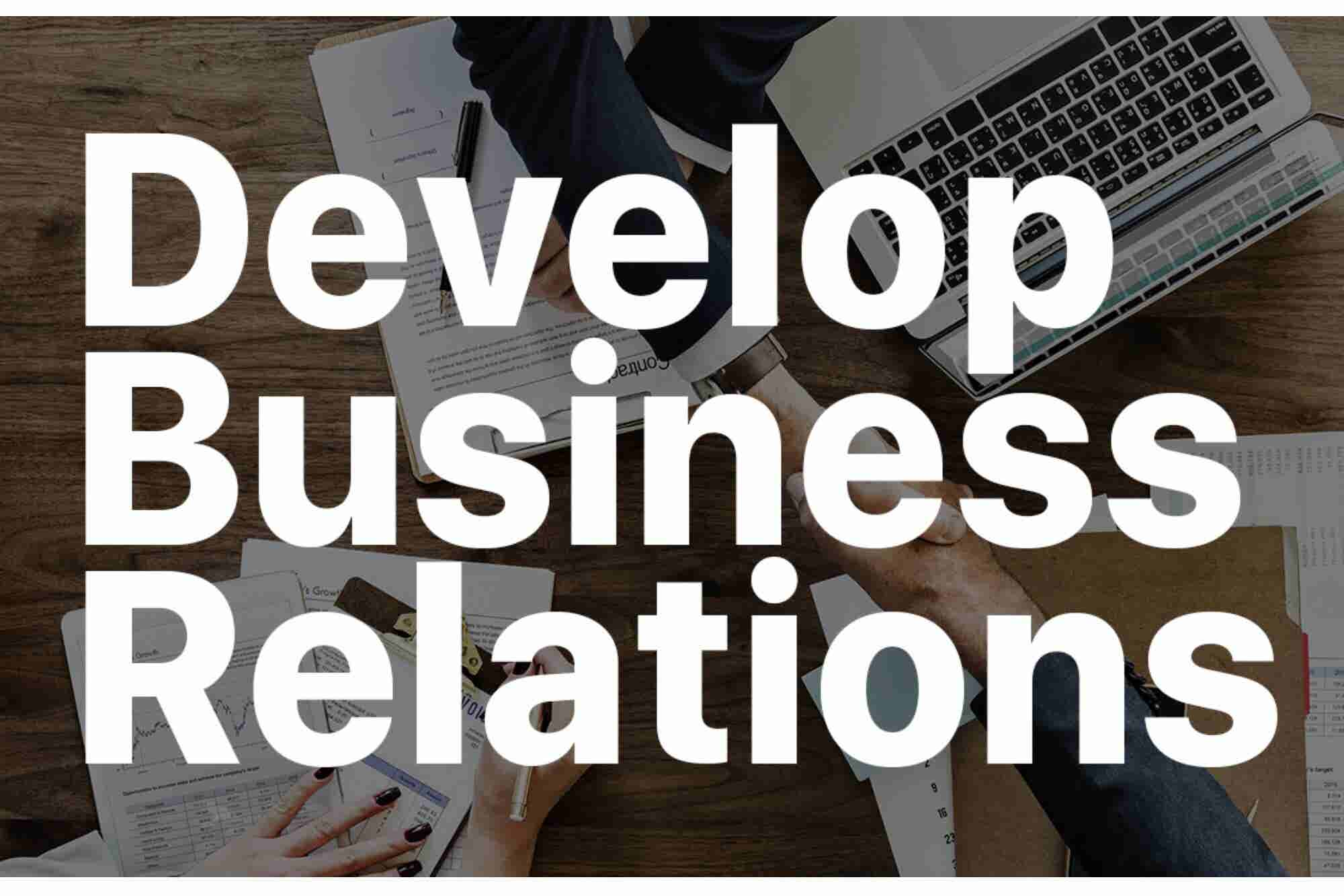 Wednesday Wisdom: 4 Things Entrepreneurs Need to Know to Develop Excellent Relationships