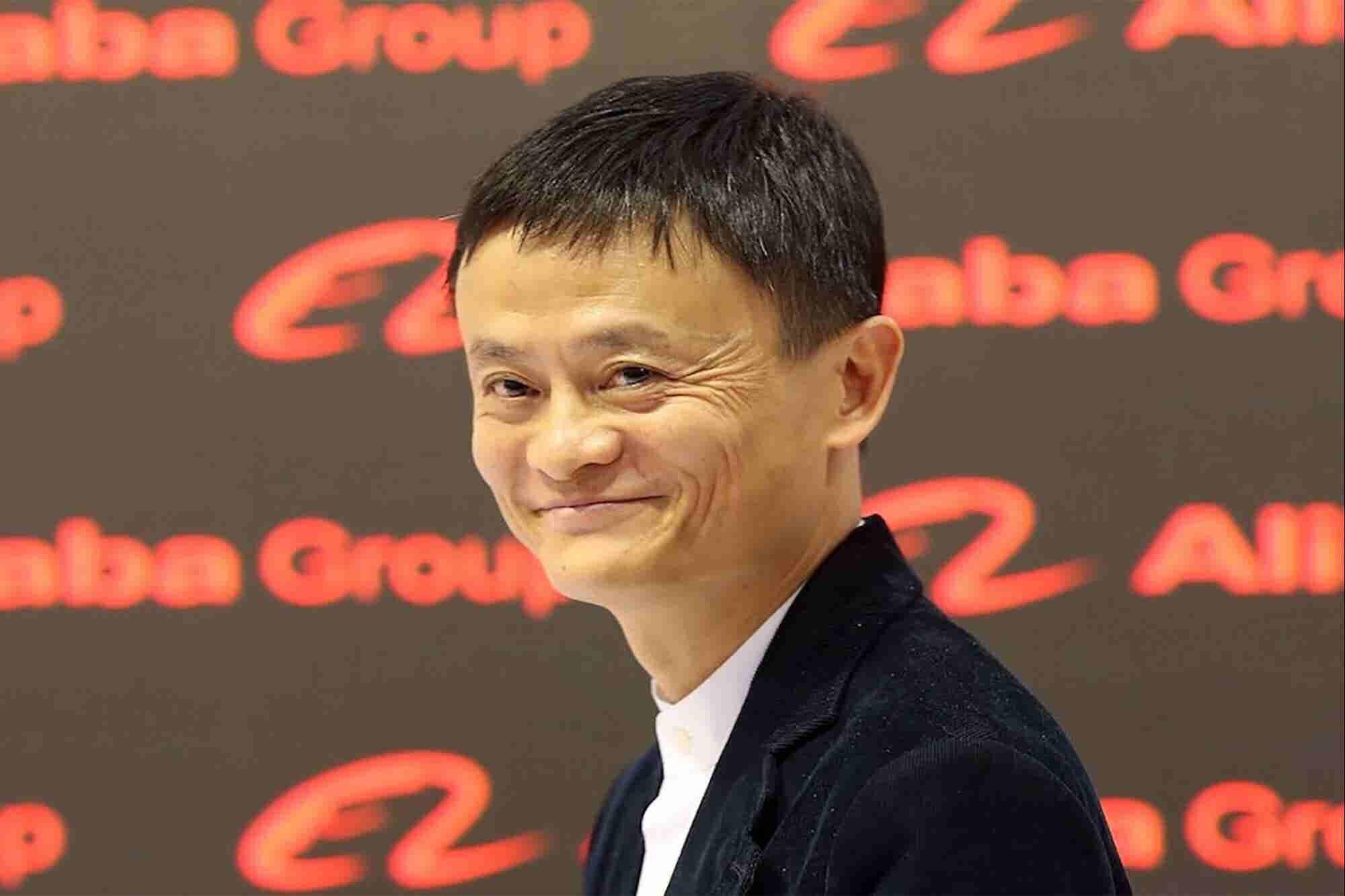 Esta es la guía de Jack Ma para tener éxito (y no volverte loco)