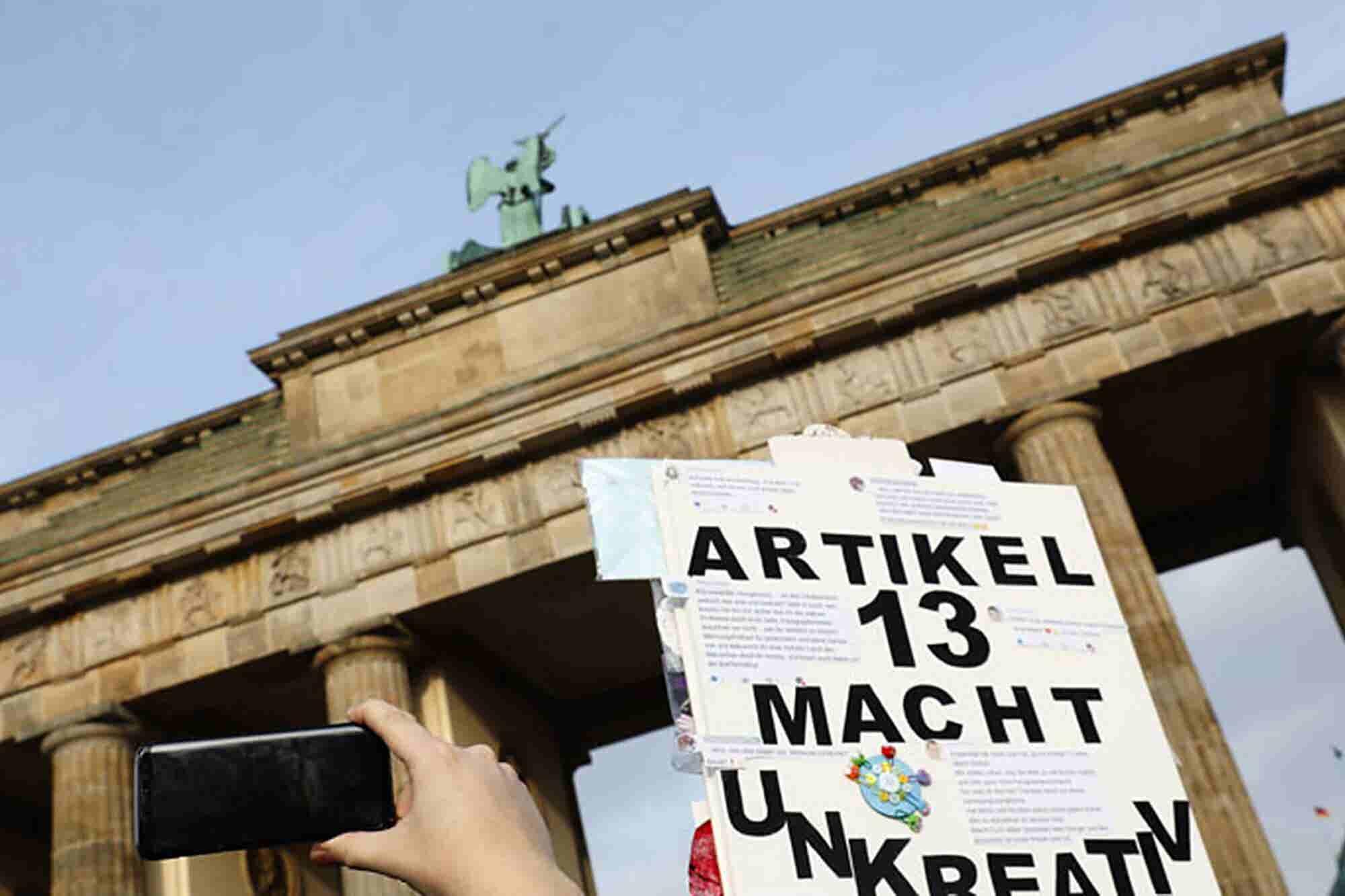 Europe's Article 13 Copyright Rule Is a Transatlantic Trade War
