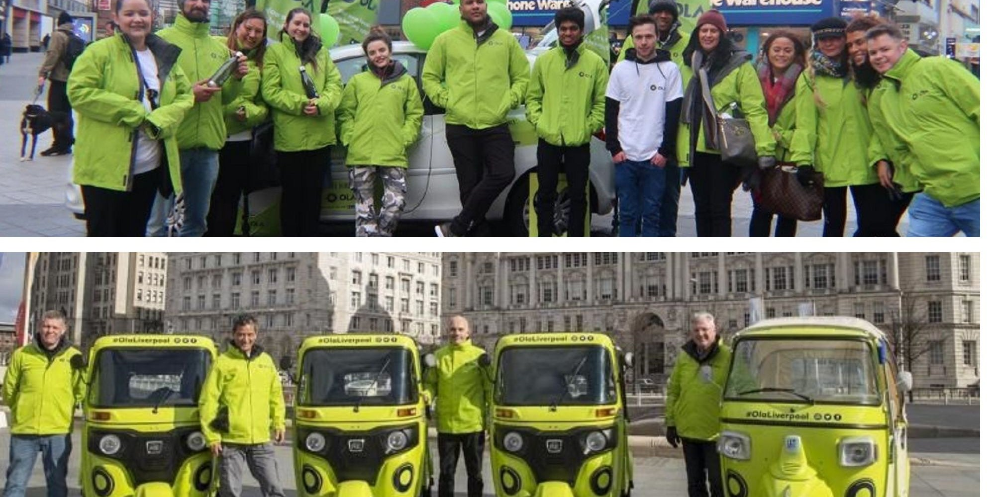 Ola All Set to Bring Autos in the Land of Royals