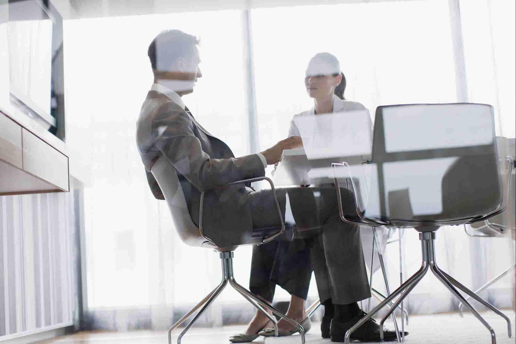Cómo triunfar en tu próxima entrevista de trabajo cuando tú eres el jefe