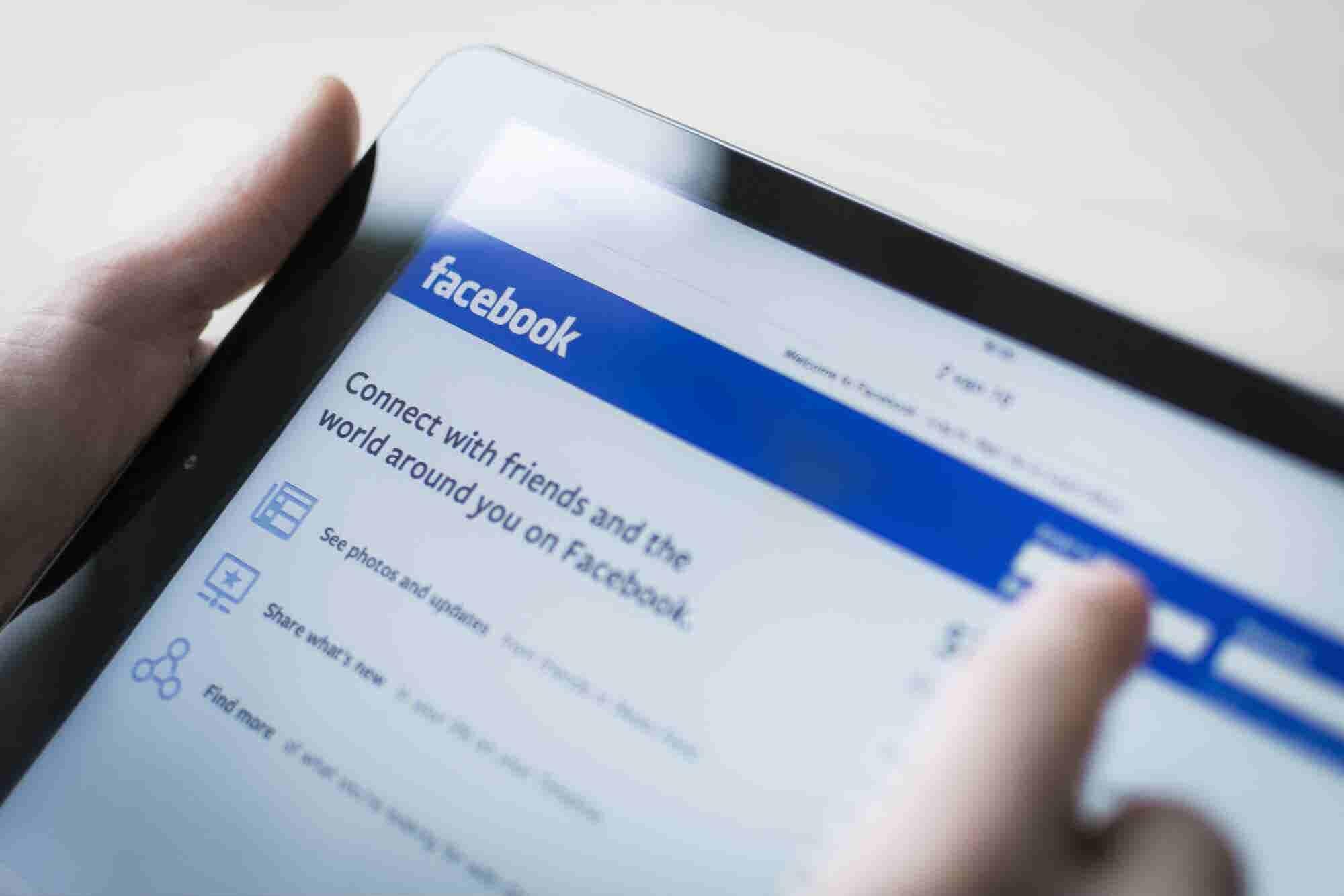 ¿Vender a través de Facebook? Pronto podrás recibir pagos por esta red social