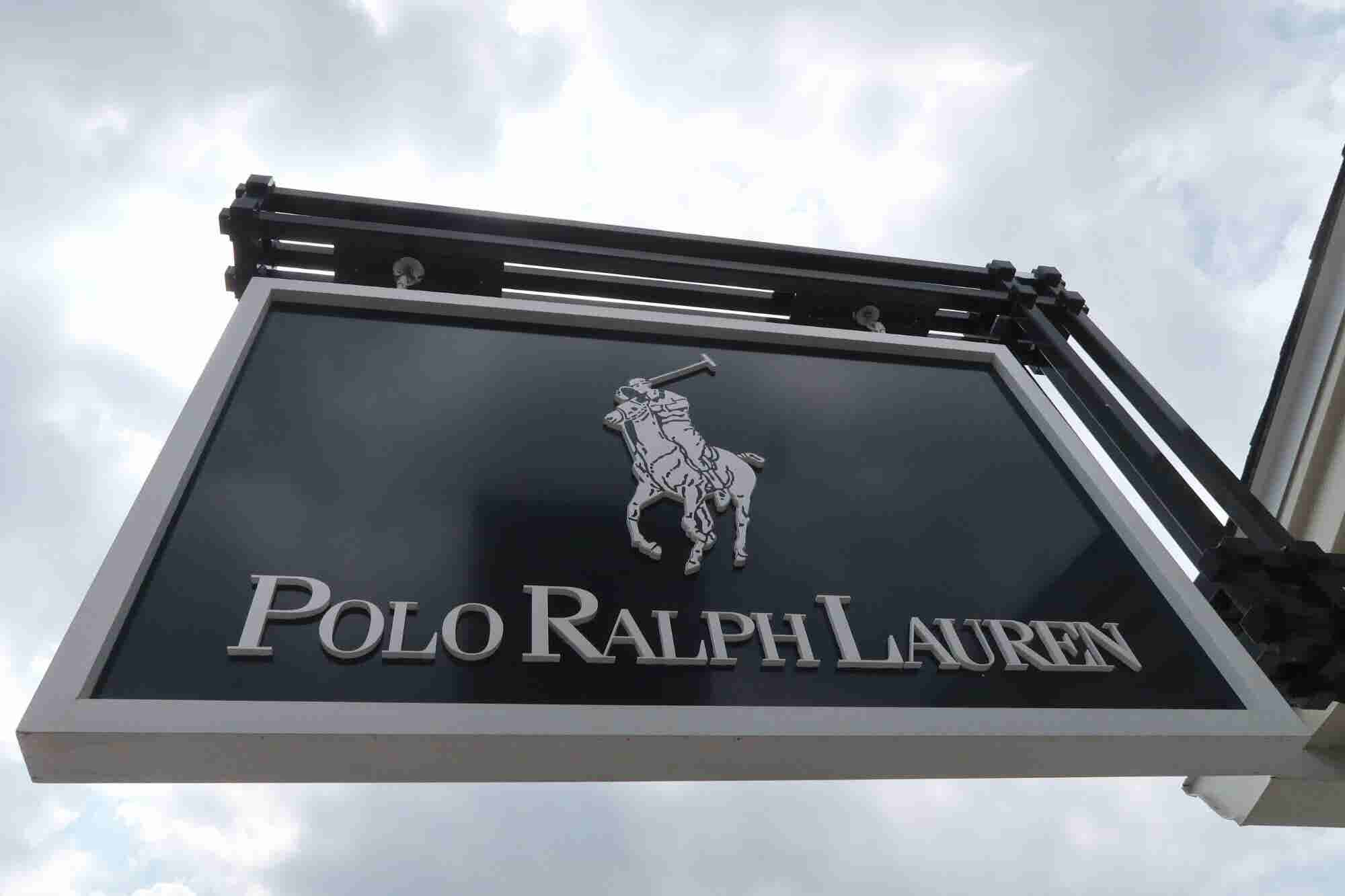 Ralph Lauren Stands Out on Slow Day for the Entrepreneur Index™