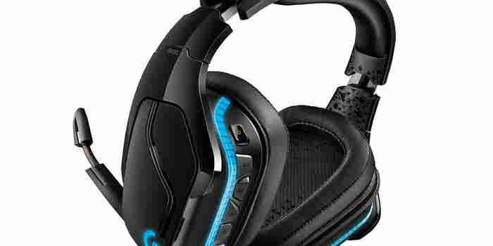 Game On: Logitech G935 Gaming Headset