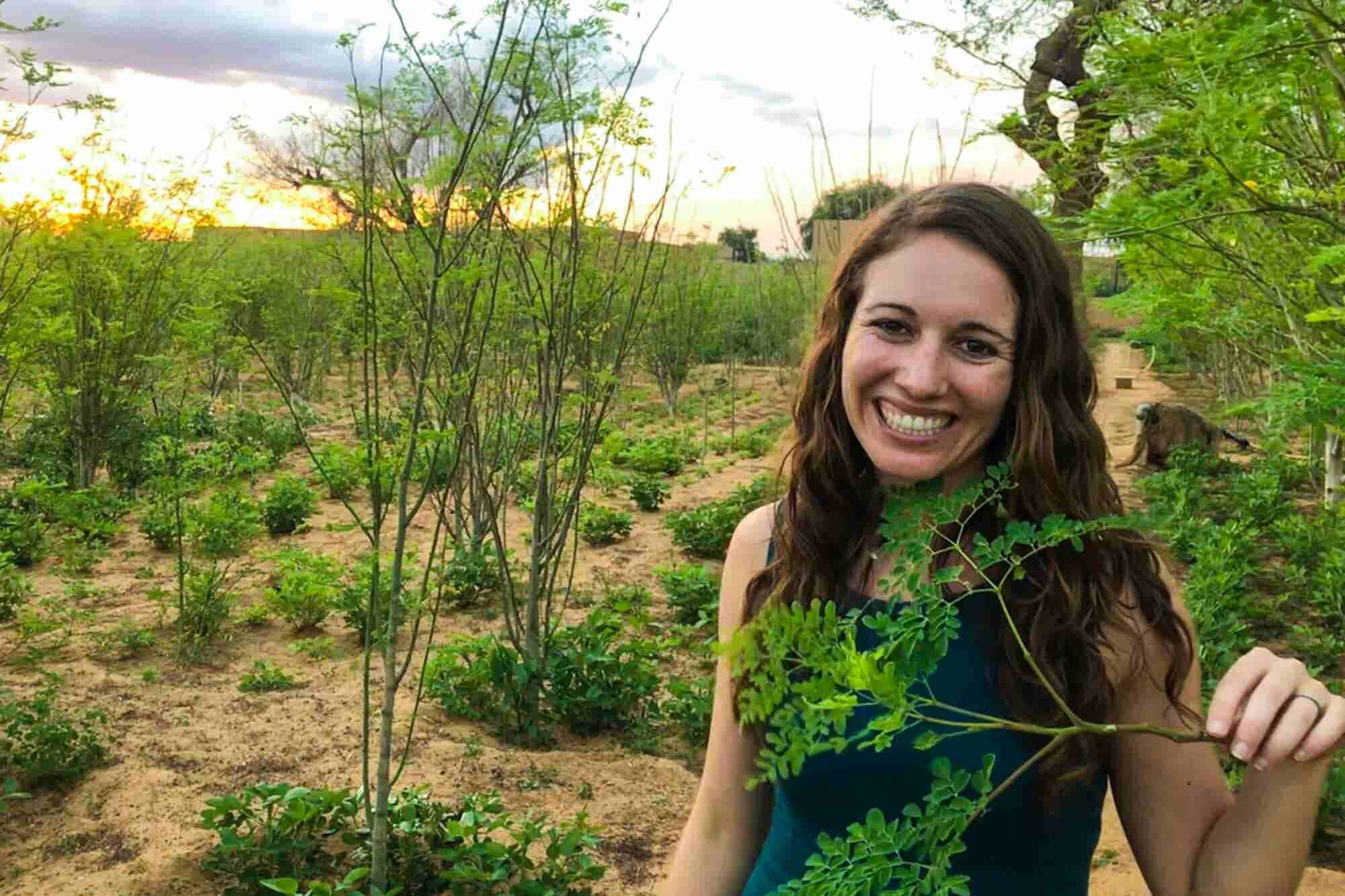 This Extreme Extrovert Started a Multimillion-Dollar Wellness Snack Company After Her Stint in the Peace Corps Was Cut Short