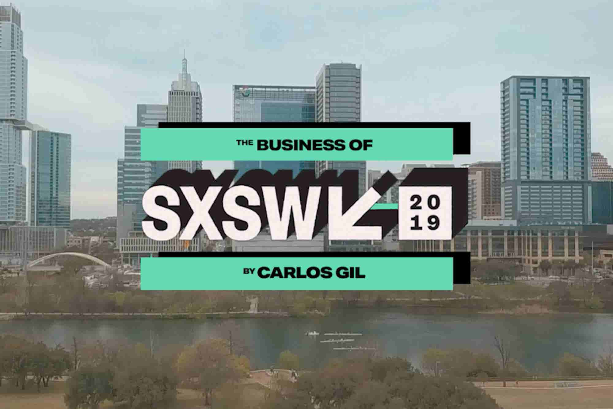 Breaking Down the Business of SXSW