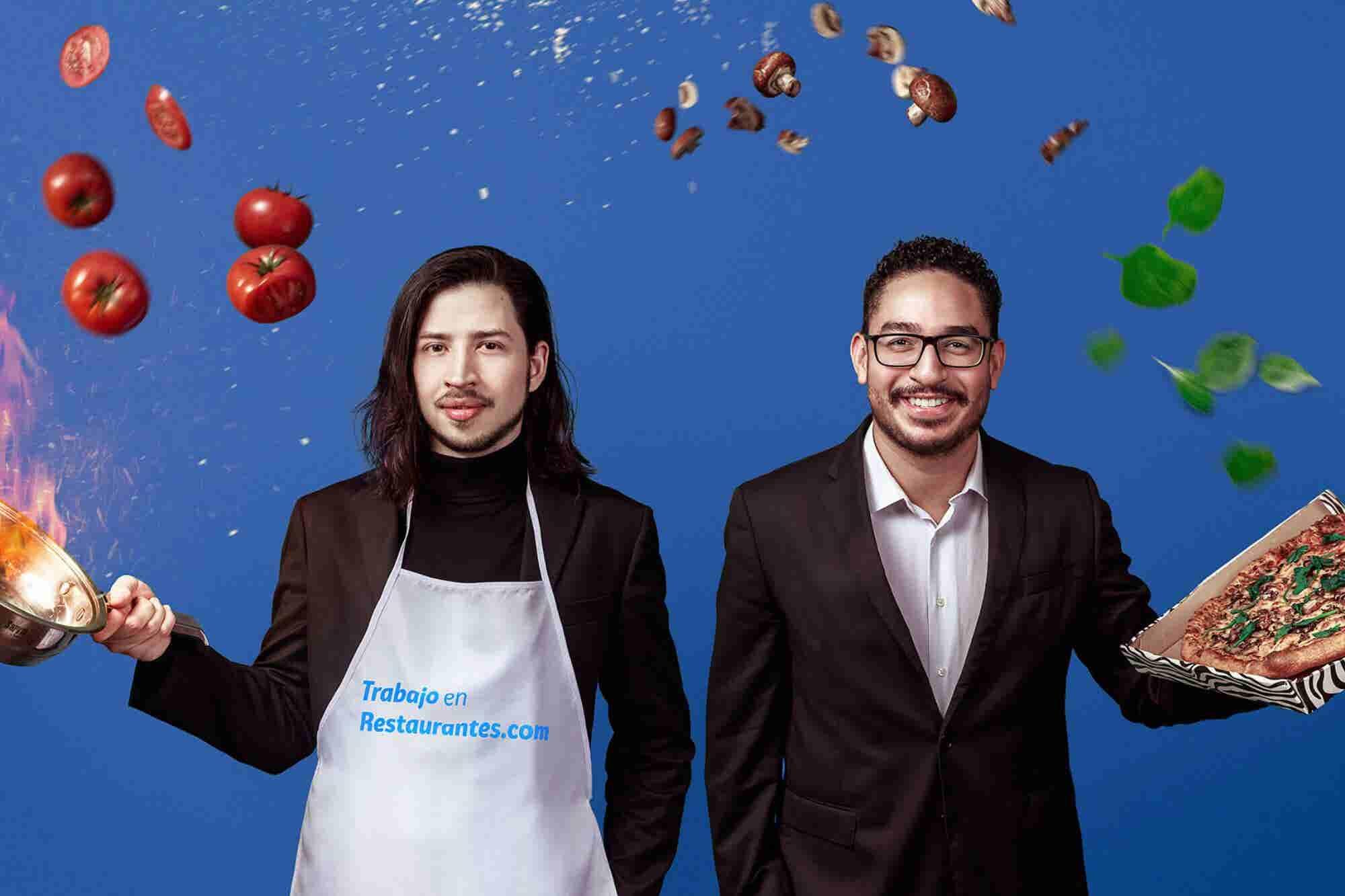 TrabajoenRestaurantes.com: la forma más fácil de buscar trabajo en restaurantes