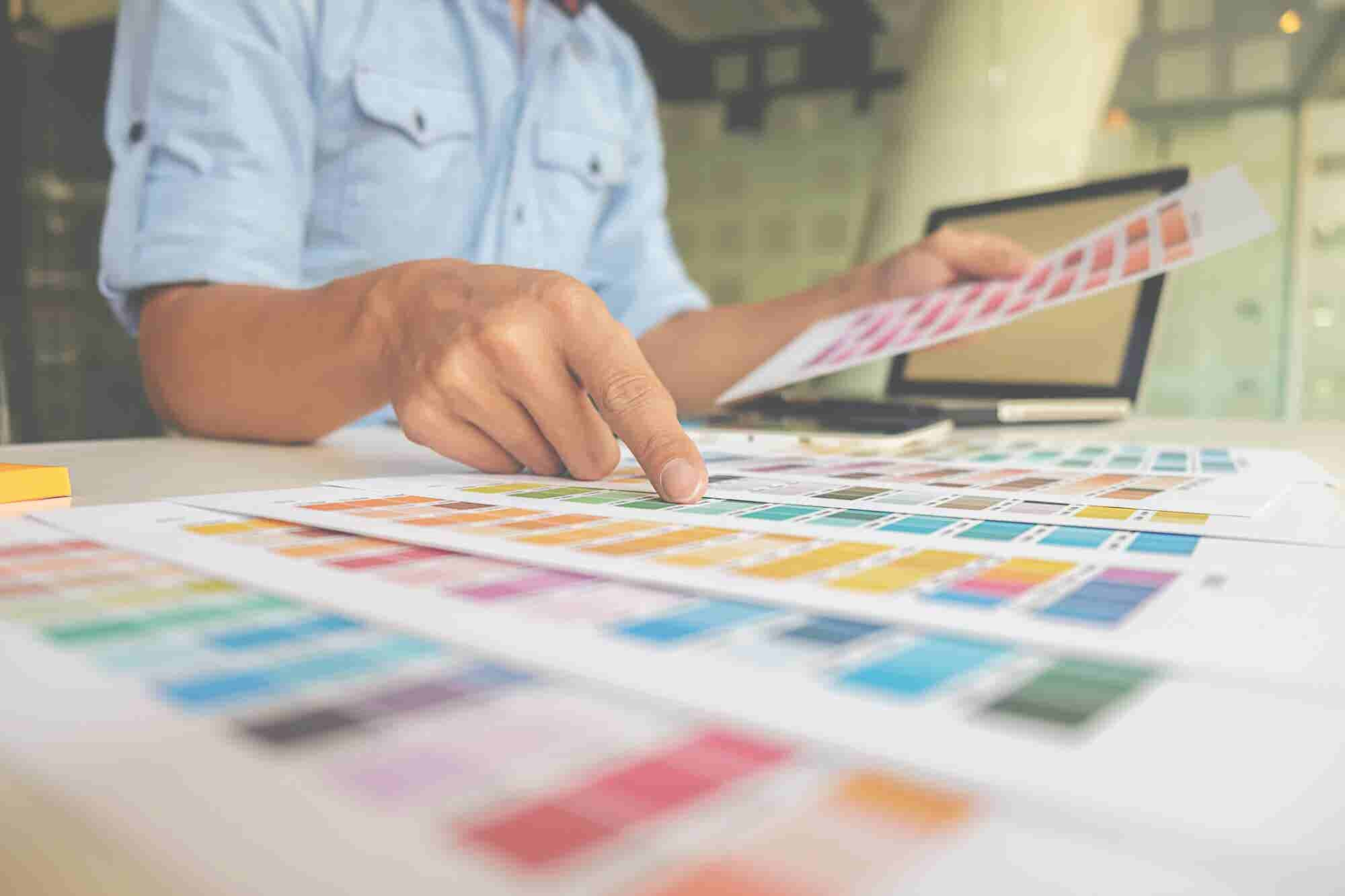 How Something As Seemingly Simple As Your Awareness of Color Can Take Your Business to New Heights
