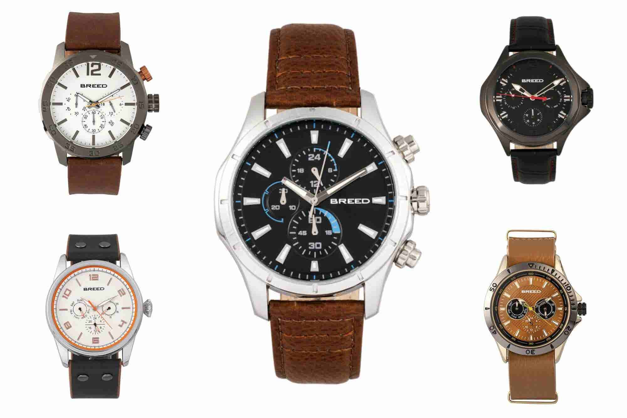 Add a Classy Touch to Your Workwear With These Sub-$100 Watches
