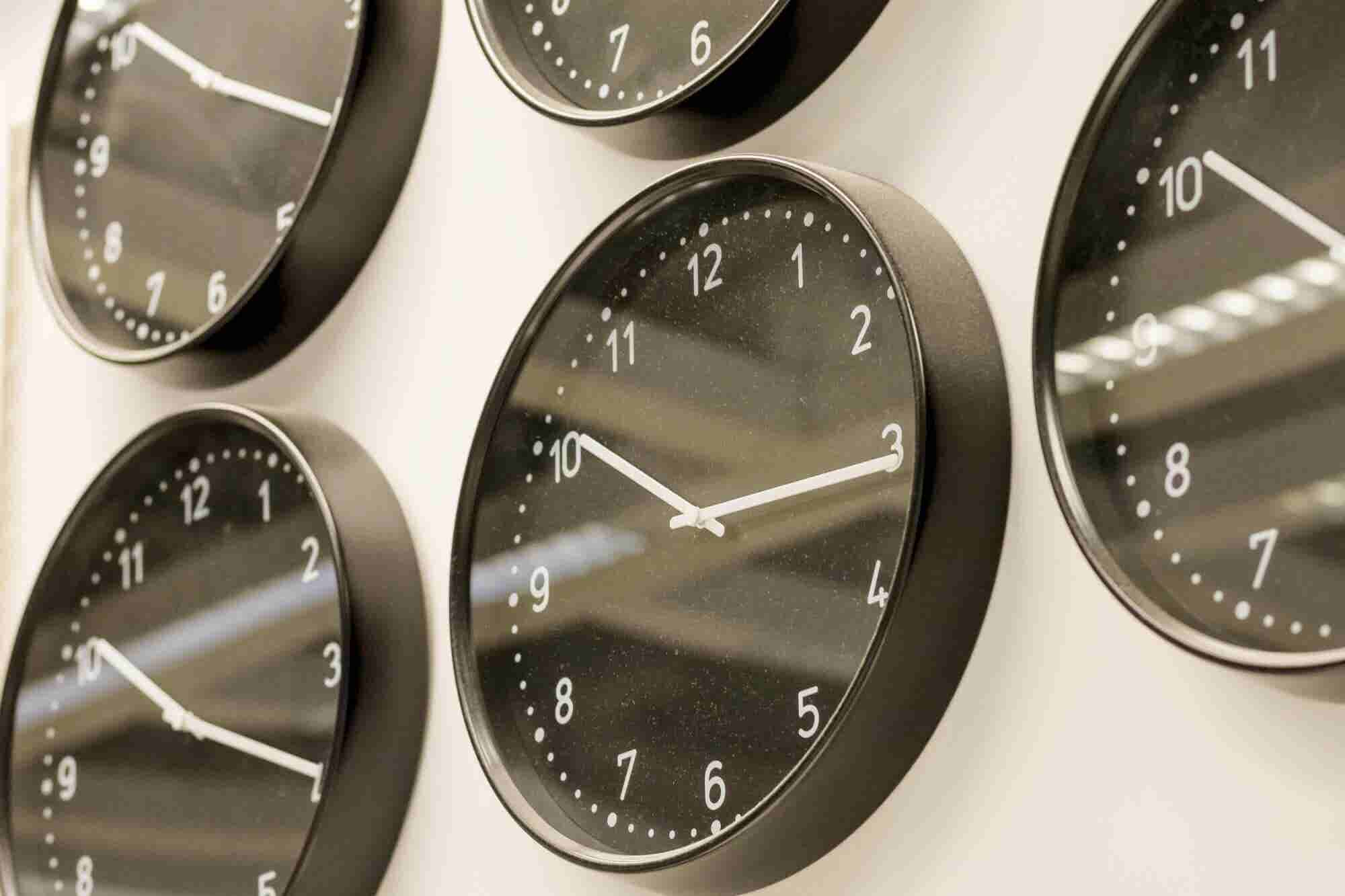 3 Steps To Being Proactive With Your Time, Instead Of Reactive