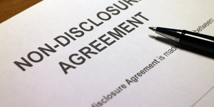 How To Politely Get Someone To Sign A Non Disclosure Agreement