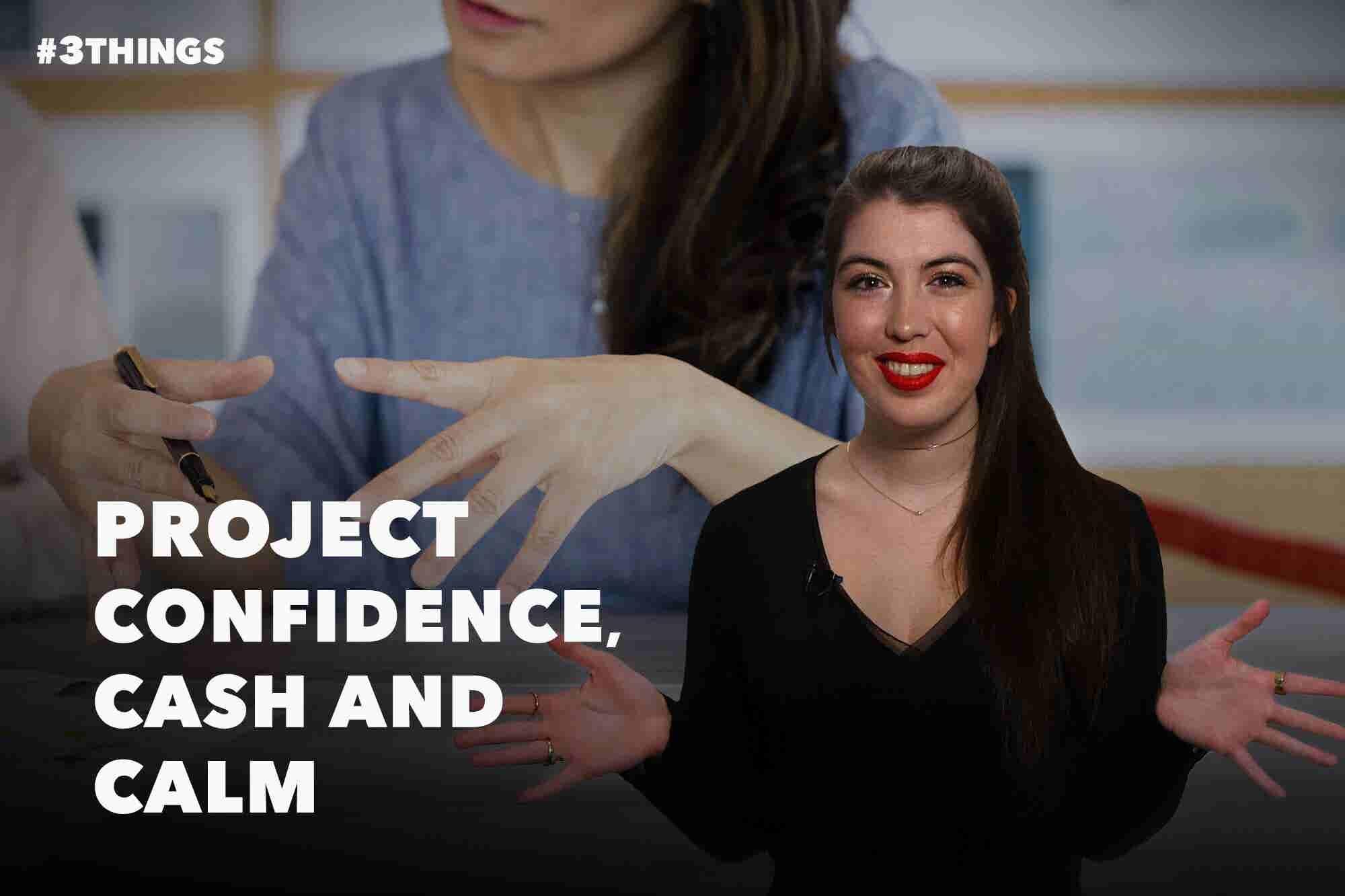 3 Body Language Secrets for Success