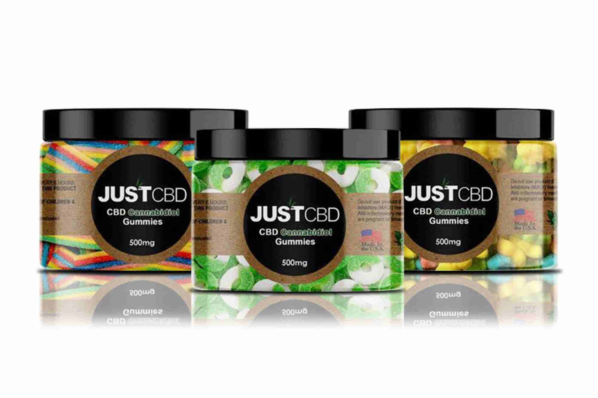 Get in on the CBD Craze With These Tasty Gummies