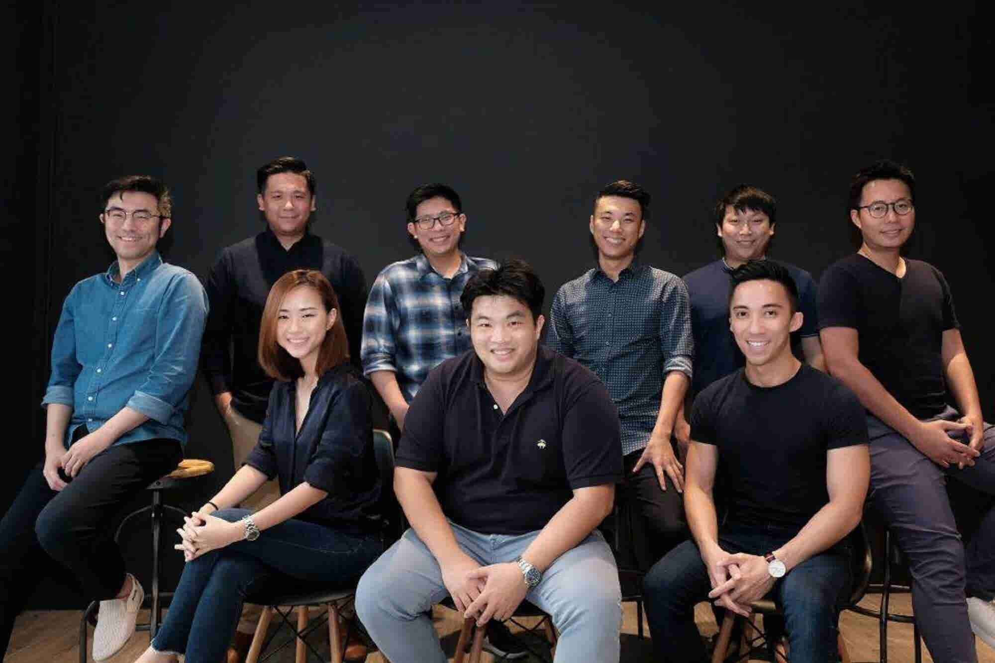 Why Tencent Co-founder Chose This Fintech Startup As the First Investment in Singapore