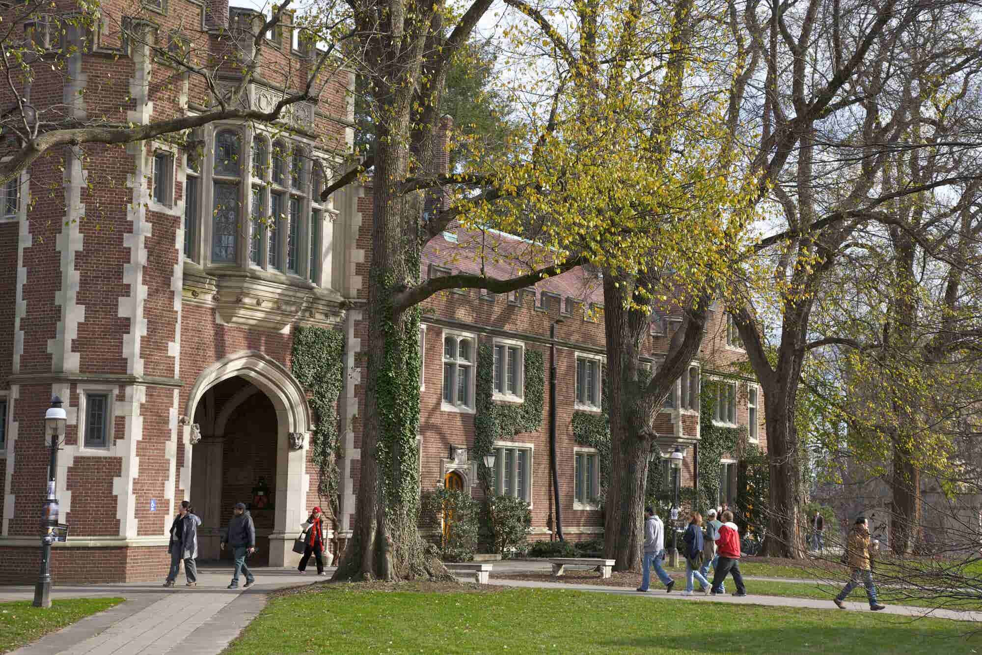 The World's Wealthiest People Went to These Schools