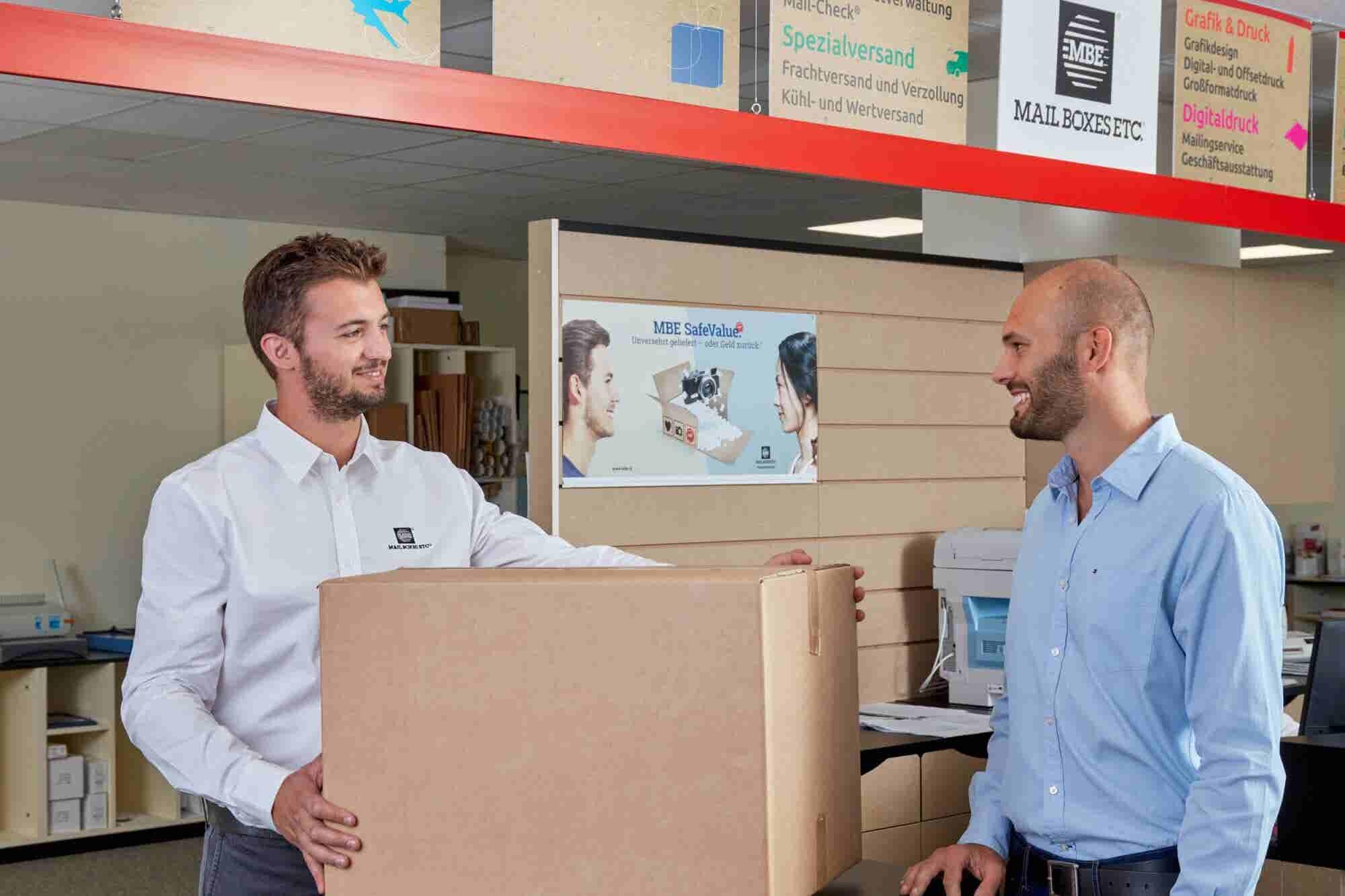 Mail Boxes Etc., tu mejor solución en logística