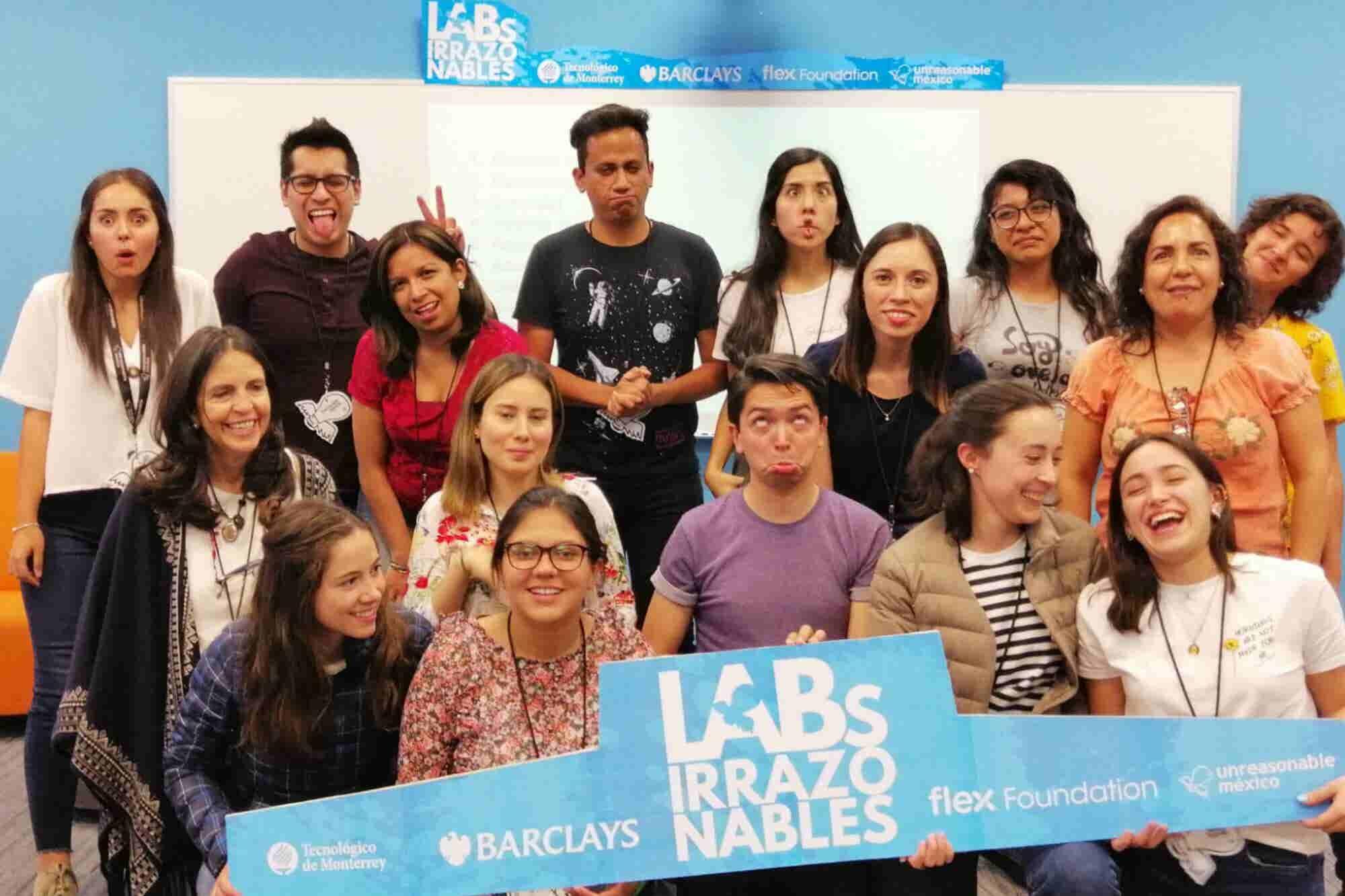 Estos son los negocios sociales que participaron de Labs Irrazonables