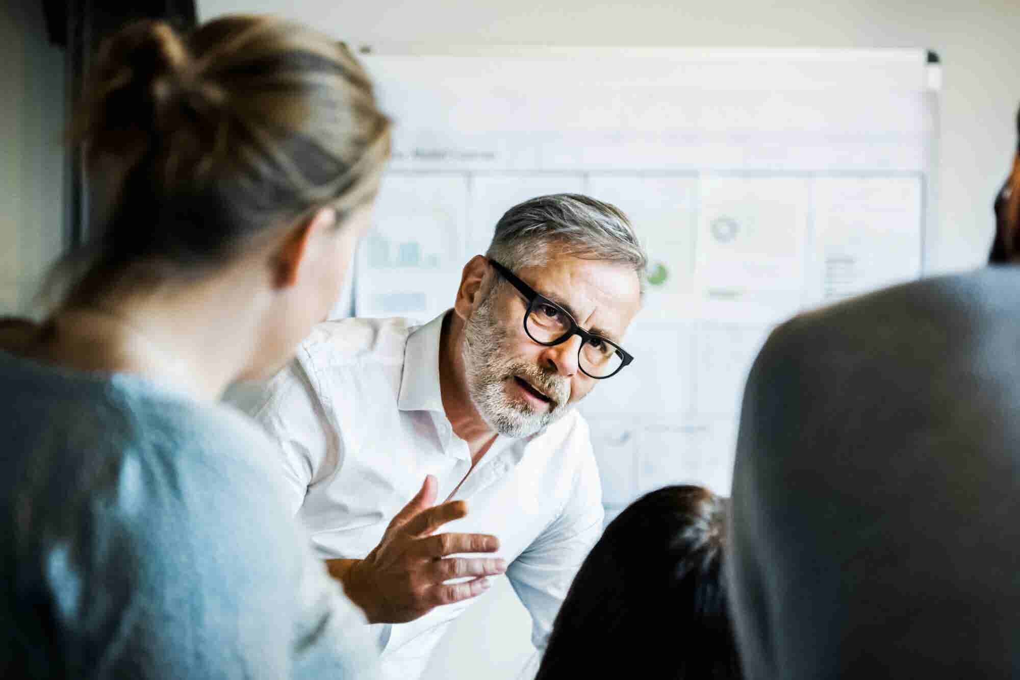 Difficult Conversations Can Jump Start Company Innovation
