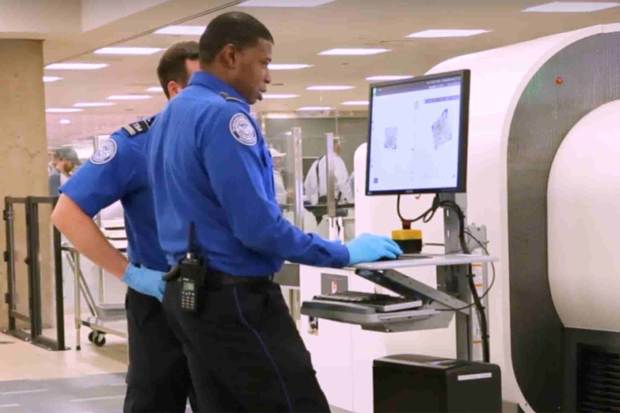 New TSA Scanning Tech Will Let You Keep Laptops in Your Bag