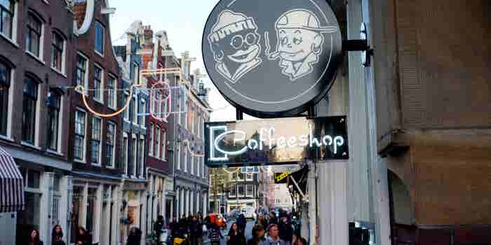 Brexit Bummer: Brits Banned From Amsterdam's Cannabis Coffee Shops