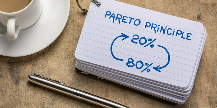 Applying The Pareto Principle Can Improve Your Time Management