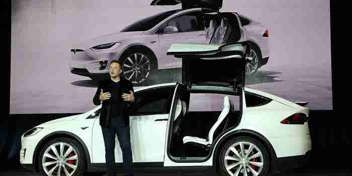 Weak Vehicle Deliveries at Tesla Sink Shares by More Than 10 Percent