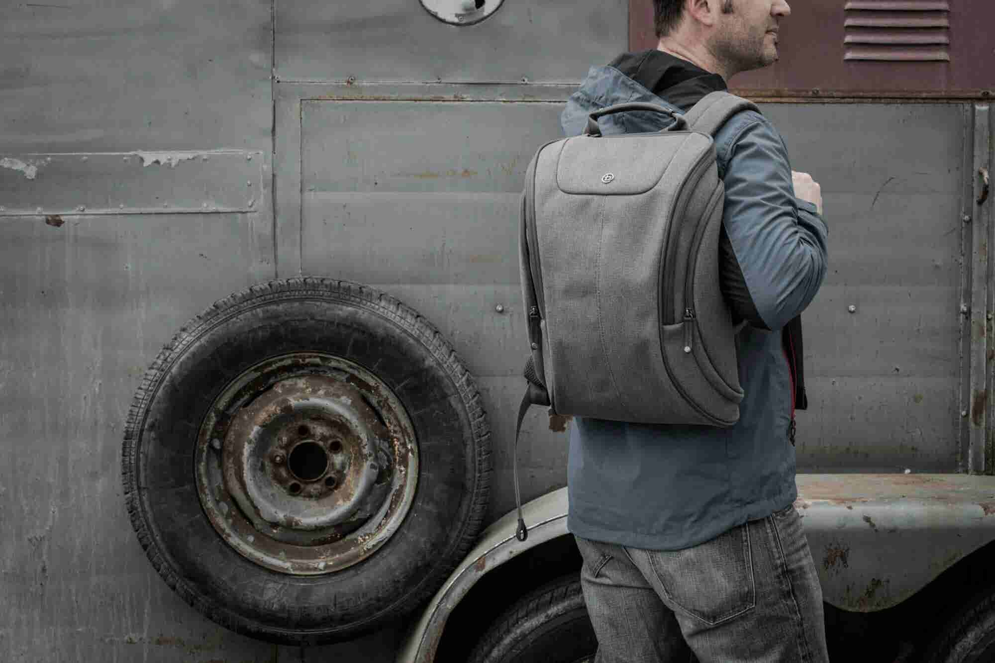 Hit The Office In Style With These Tech-Friendly Backpacks & Carry Your World Along With You