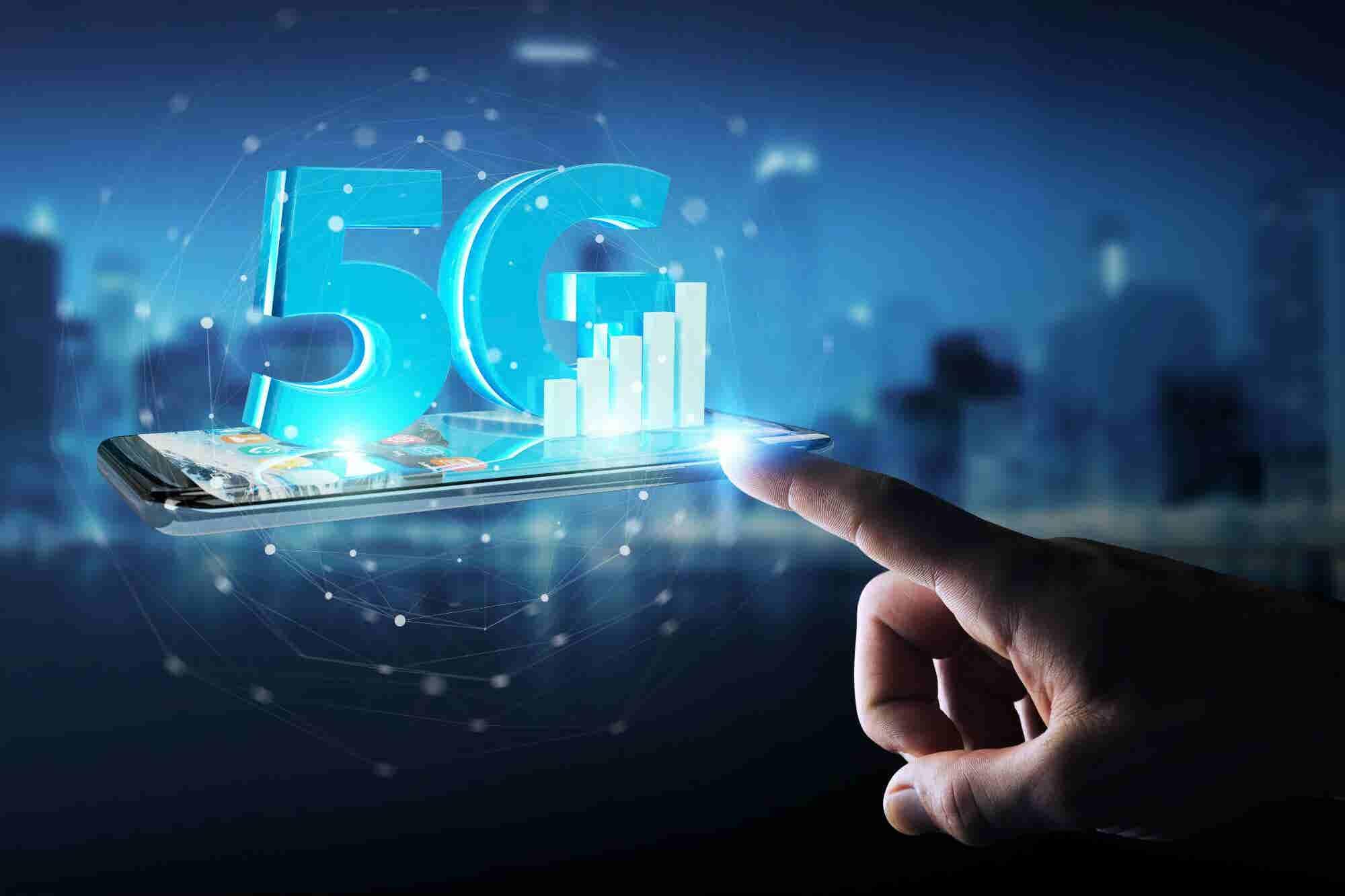 Corea del Sur lanza tecnología 5G