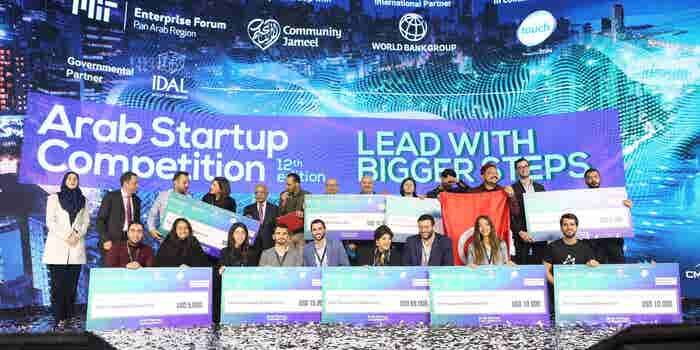 MENA Startups Soar High At MIT Enterprise Forum's 12th Arab Startup Competition