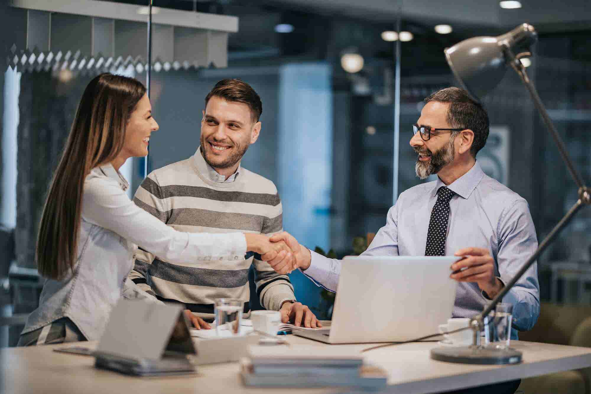 How to Introduce Investors to Your Team the Right Way