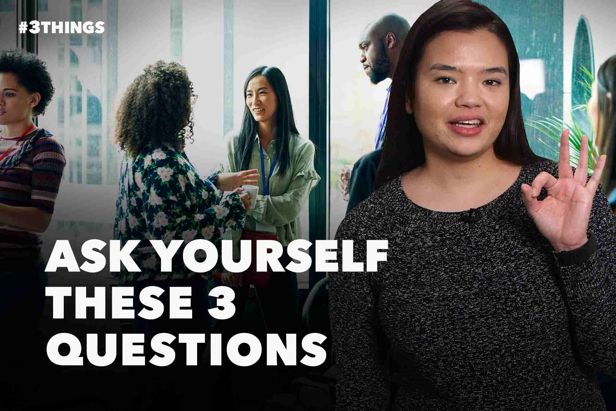3 Questions to Determine Which Networking Event is Right For You