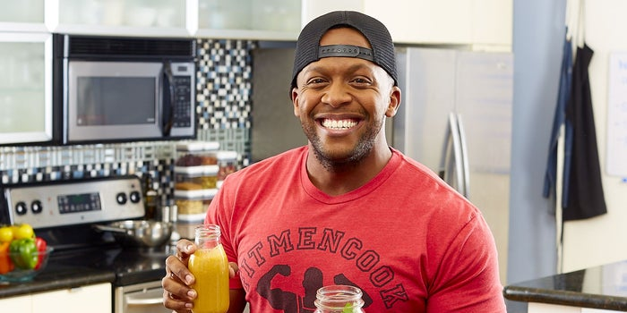 Want to Be Healthier and Happier? Just Change One Thing, Says Fit Men Cook's Kevin Curry (Podcast)