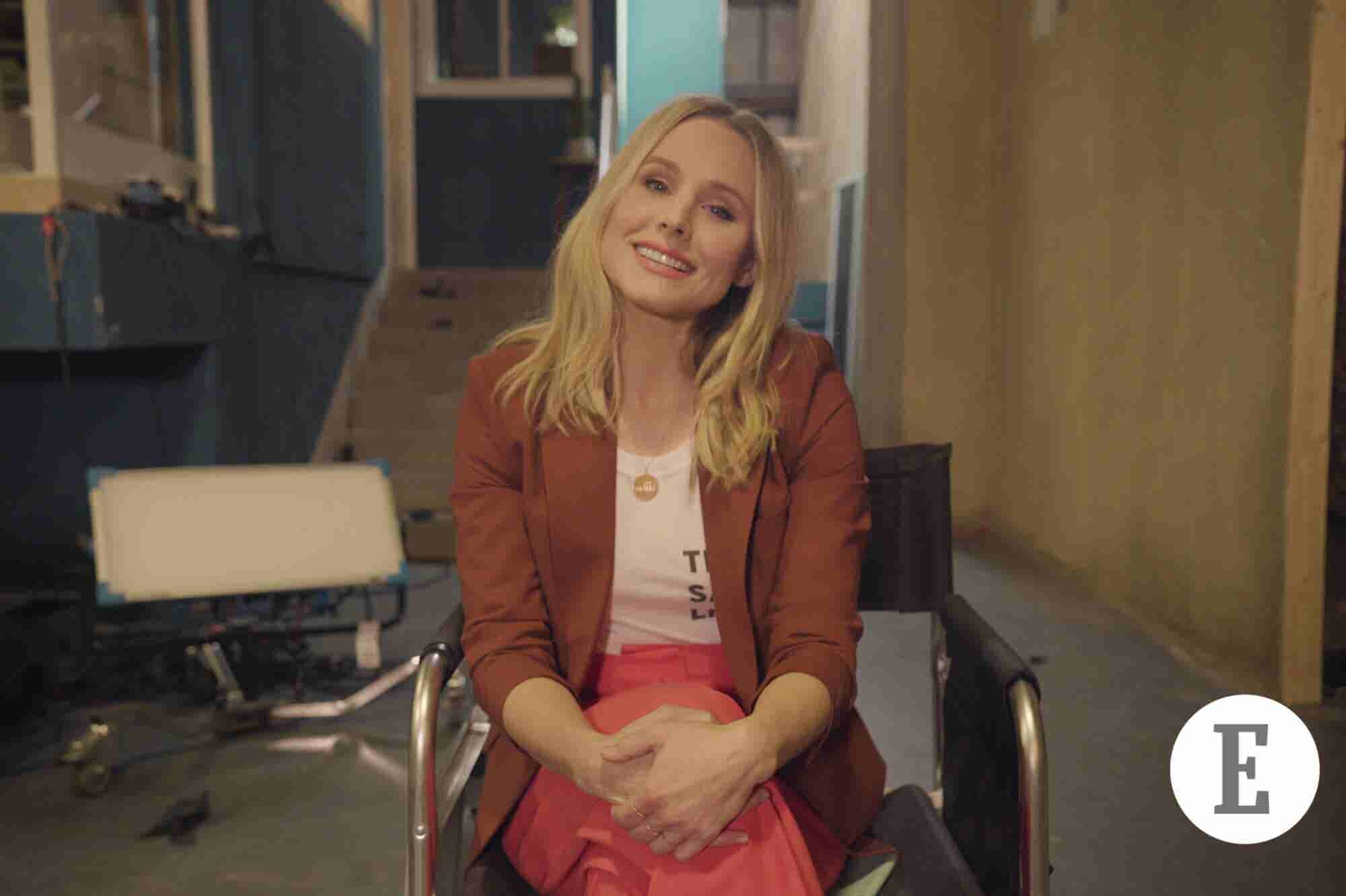 Kristen Bell and the Founders of This Saves Lives Talk Build...