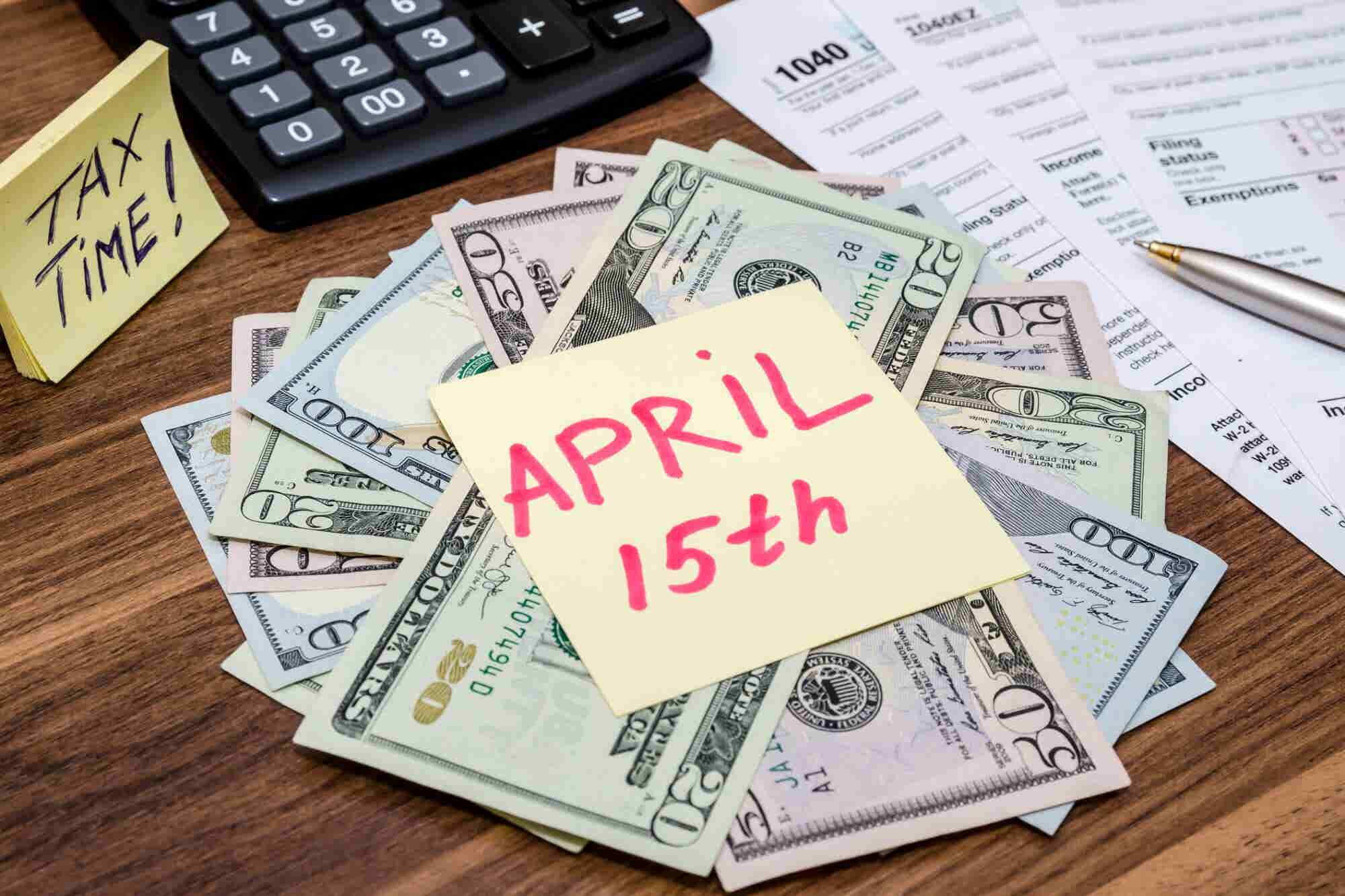 April 15 Is Almost Here! Here Are the 6 Tax-Filing Questions Entrepreneurs Should Ask Tax Preparers Now.