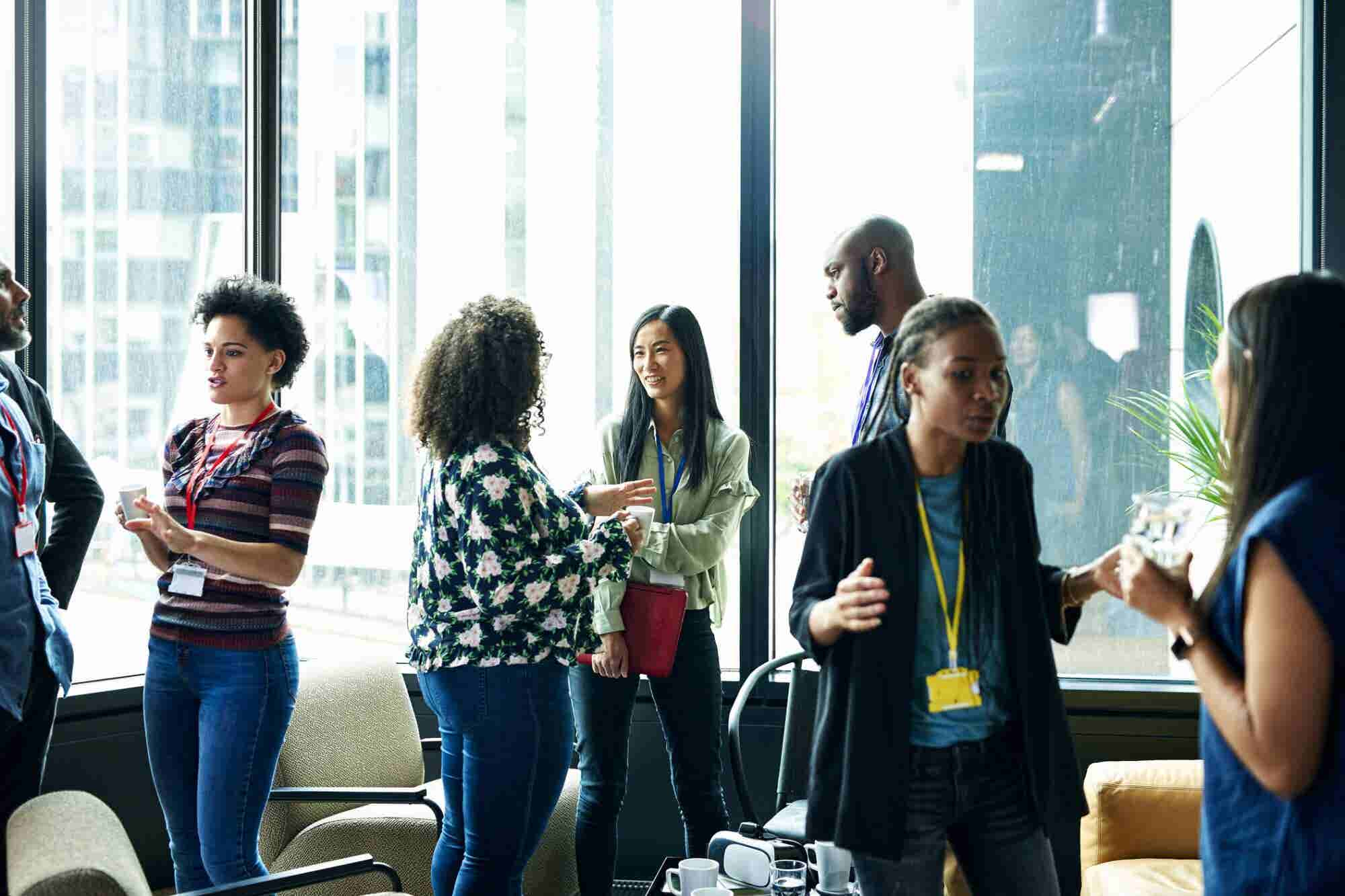 Networking: The Most Important Thing Women Should Do for Their Careers -- But Aren't