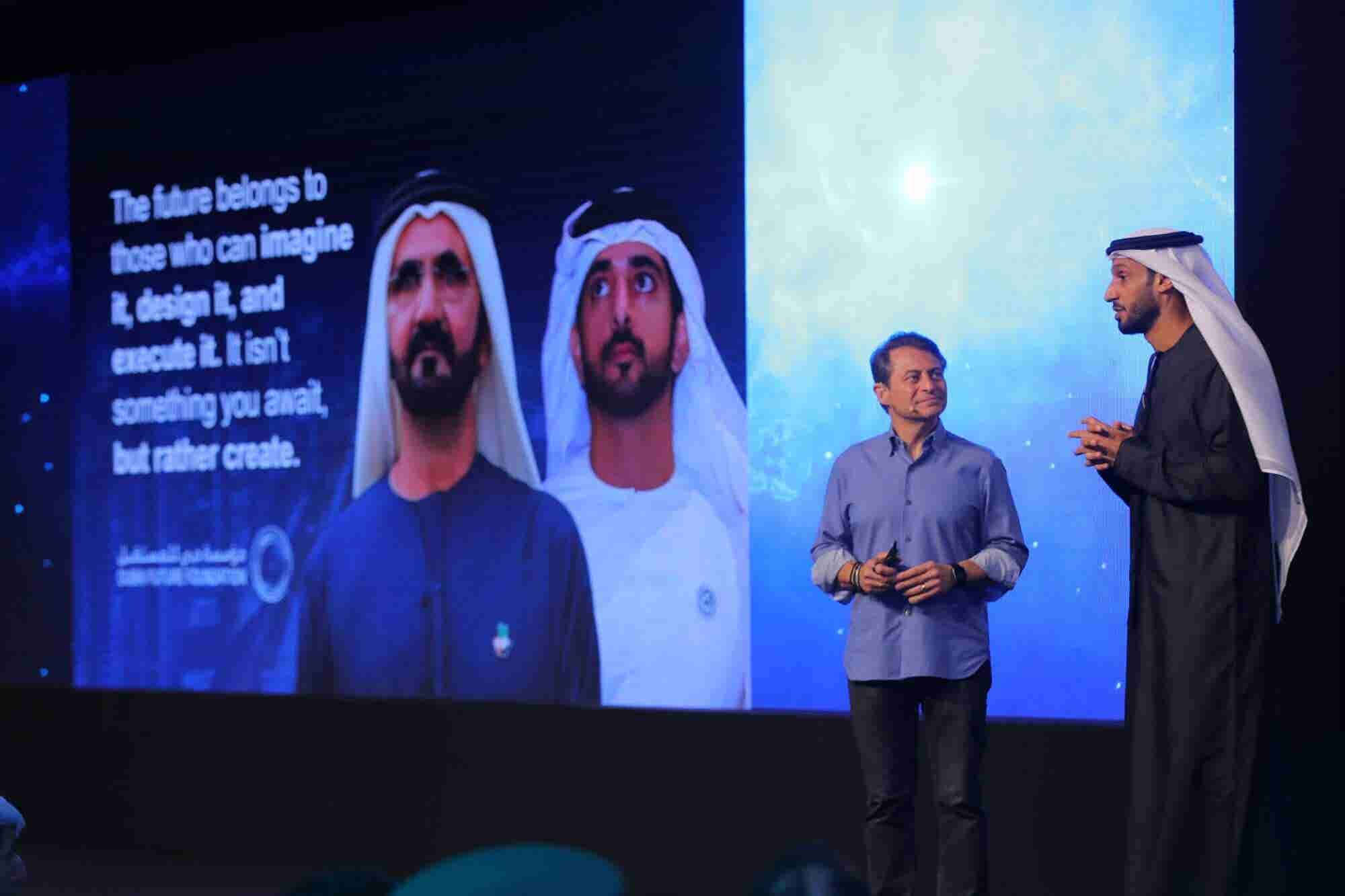 The Inaugural Abundance 360 Summit In Dubai Highlights Emerging Technologies