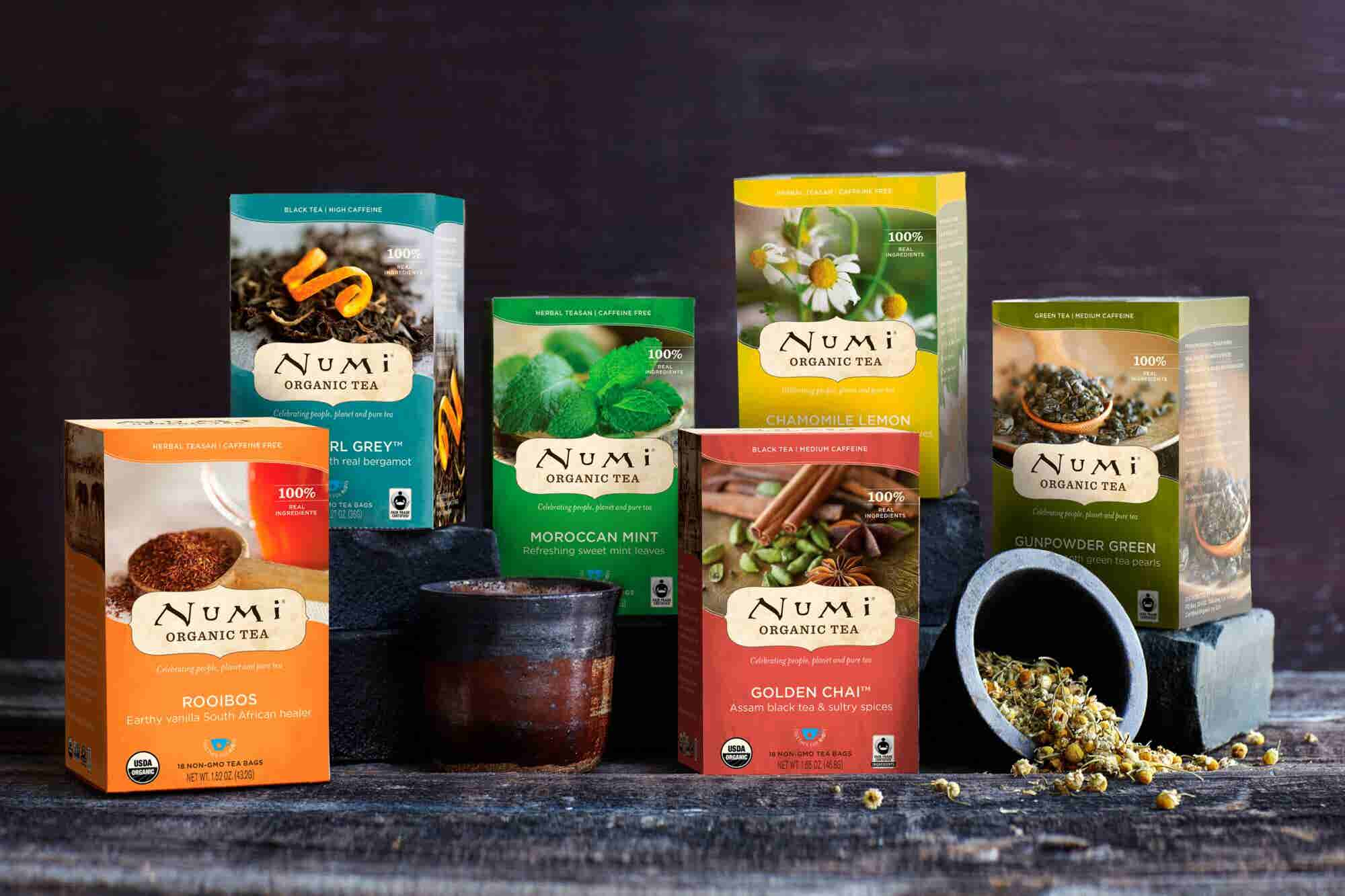 This Global Tea Company Is Infused With Sustainability Practices, Allowing It to Win Huge Tech Companies as Customers