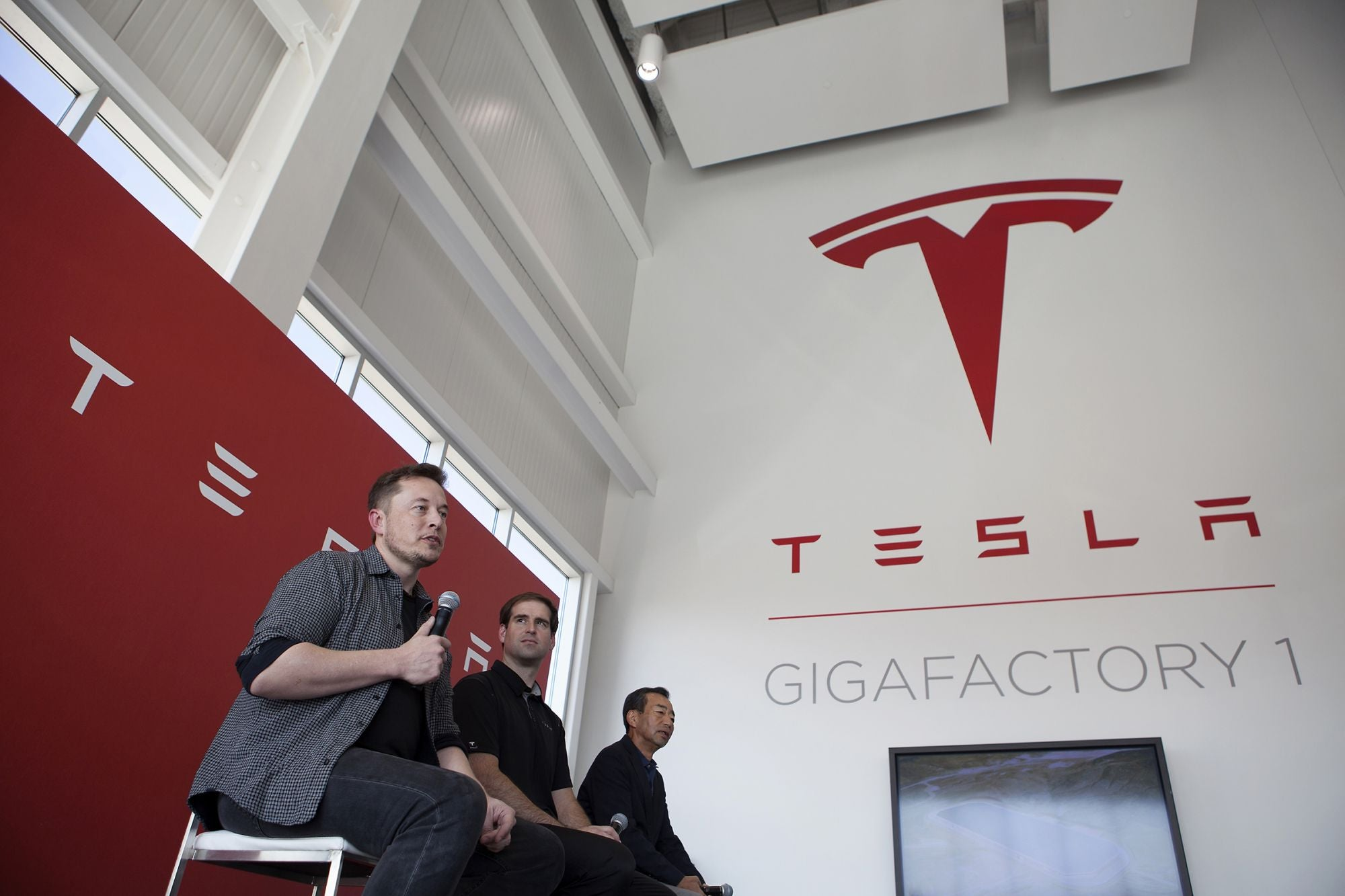 Tesla Shares Down After Gigafactory Expansion Put on Hold